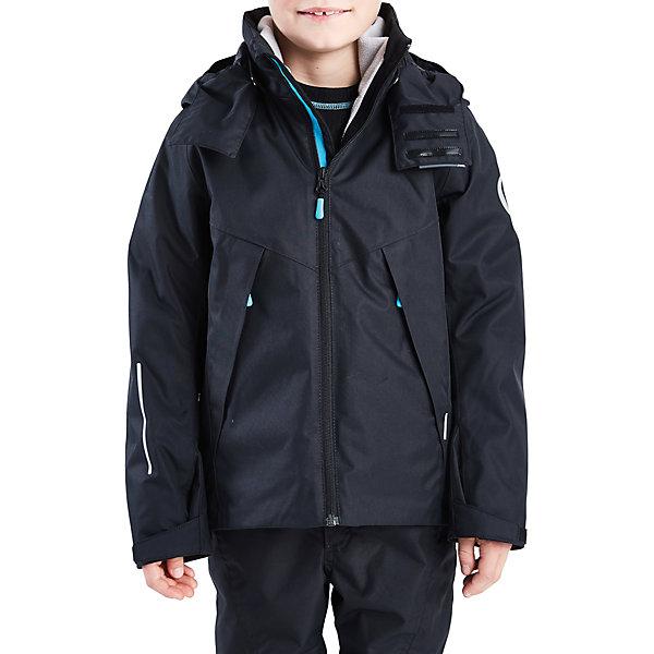 Купить Куртка Vandring для мальчика Reimatec® Reima, Вьетнам, черный, 116, 104, 164, 158, 152, 146, 140, 134, 128, 122, 110, Мужской