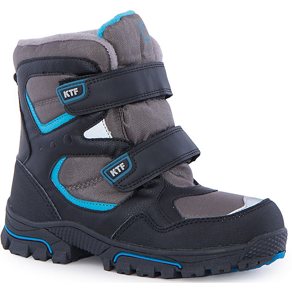 Ботинки  для мальчика КотофейБотинки<br>Ботинки  для мальчика Котофей.<br><br>Характеристики:<br><br>- Внешний материал: искусственная кожа, текстиль<br>- Внутренний материал: мех шерстяной<br>- Материал стельки: войлок<br>- Подошва: ТЭП<br>- Тип застежки: липучки<br>- Вид крепления обуви: литьевой<br>- Температурный режим до -20С<br>- Цвет: черный, серый, голубой<br>- Сезон: зима<br>- Пол: для мальчиков<br><br><br>Зимние ботинки торговой марки Котофей обеспечат вашему мальчику максимальный комфорт. Верх ботинок выполнен из комбинированных материалов со специальным износостойким и водостойким мембранным материалом, что позволит ножке всегда оставаться сухой. Подкладка - из натуральной шерсти, имеется дополнительная стелька из войлока, поэтому ножке в такой обуви тепло и уютно. Гибкая, широкая, литьевая подошва с рельефным протектором обеспечит превосходное сцепление с поверхностью, не скользит. Она выполнена из термоэластопласта (ТЭП) – пластичного материала, отлично амортизирующего при шаге и не теряющего своих свойств при понижении температур. Два ремня с липучками позволяют не только быстро обувать и снимать ботинки, но и обеспечивают плотное прилегание обуви к стопе. Детская обувь «Котофей» качественна, красива, добротна, комфортна и долговечна. Она производится на Егорьевской обувной фабрике. Жесткий контроль производства и постоянное совершенствование технологий при многолетнем опыте позволяют считать компанию одним из лидеров среди отечественных производителей детской обуви.<br><br>Ботинки  для мальчика Котофей можно купить в нашем интернет-магазине.<br>Ширина мм: 262; Глубина мм: 176; Высота мм: 97; Вес г: 427; Цвет: белый; Возраст от месяцев: 84; Возраст до месяцев: 96; Пол: Мужской; Возраст: Детский; Размер: 31,37,36,35,34,33,32; SKU: 5087263;