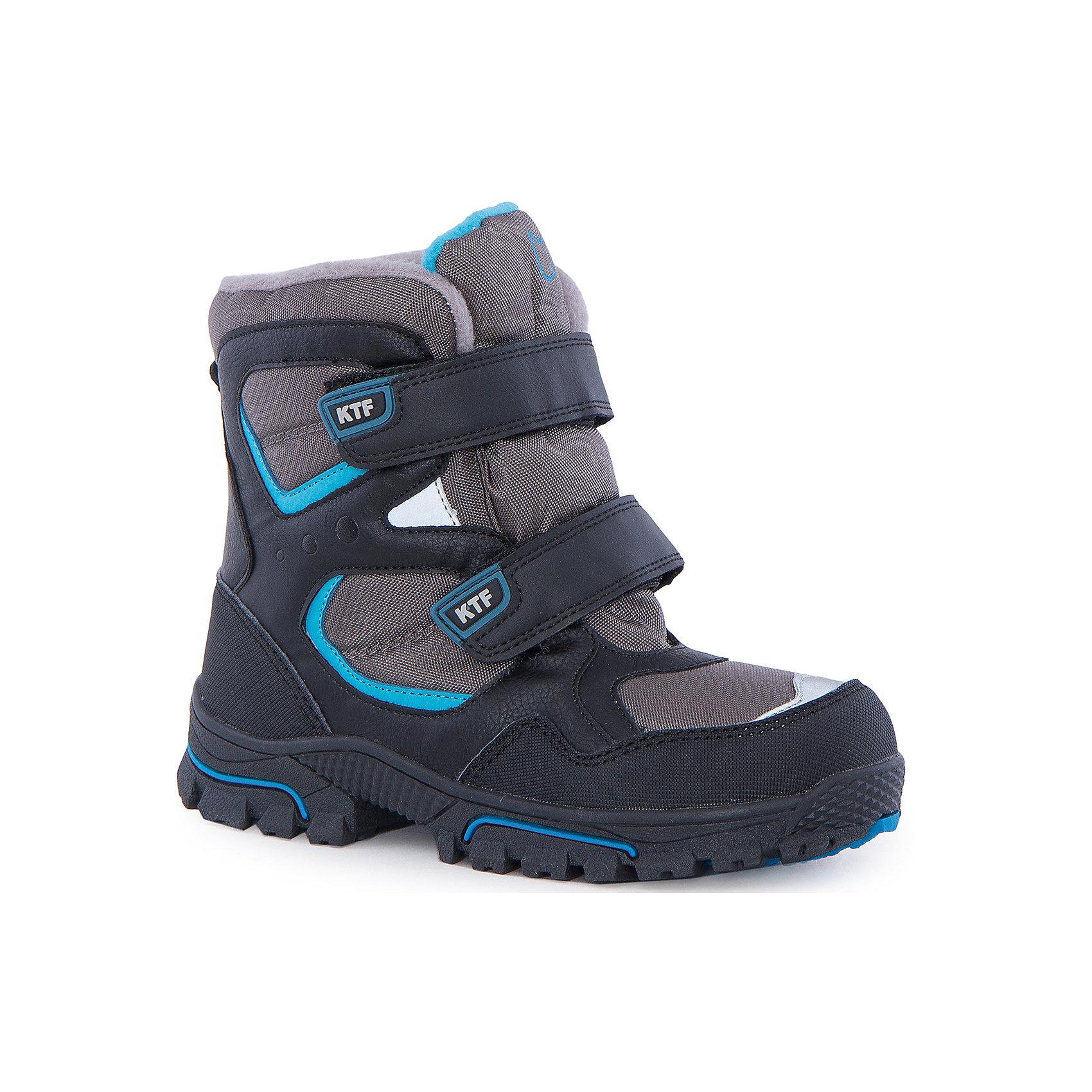 Ботинки  для мальчика КотофейБотинки<br>Ботинки  для мальчика Котофей.<br><br>Характеристики:<br><br>- Внешний материал: искусственная кожа, текстиль<br>- Внутренний материал: мех шерстяной<br>- Материал стельки: войлок<br>- Подошва: ТЭП<br>- Тип застежки: липучки<br>- Вид крепления обуви: литьевой<br>- Температурный режим до -20С<br>- Цвет: черный, серый, голубой<br>- Сезон: зима<br>- Пол: для мальчиков<br><br><br>Зимние ботинки торговой марки Котофей обеспечат вашему мальчику максимальный комфорт. Верх ботинок выполнен из комбинированных материалов со специальным износостойким и водостойким мембранным материалом, что позволит ножке всегда оставаться сухой. Подкладка - из натуральной шерсти, имеется дополнительная стелька из войлока, поэтому ножке в такой обуви тепло и уютно. Гибкая, широкая, литьевая подошва с рельефным протектором обеспечит превосходное сцепление с поверхностью, не скользит. Она выполнена из термоэластопласта (ТЭП) – пластичного материала, отлично амортизирующего при шаге и не теряющего своих свойств при понижении температур. Два ремня с липучками позволяют не только быстро обувать и снимать ботинки, но и обеспечивают плотное прилегание обуви к стопе. Детская обувь «Котофей» качественна, красива, добротна, комфортна и долговечна. Она производится на Егорьевской обувной фабрике. Жесткий контроль производства и постоянное совершенствование технологий при многолетнем опыте позволяют считать компанию одним из лидеров среди отечественных производителей детской обуви.<br><br>Ботинки  для мальчика Котофей можно купить в нашем интернет-магазине.<br><br>Ширина мм: 262<br>Глубина мм: 176<br>Высота мм: 97<br>Вес г: 427<br>Цвет: разноцветный<br>Возраст от месяцев: 84<br>Возраст до месяцев: 96<br>Пол: Мужской<br>Возраст: Детский<br>Размер: 31,37,32,33,34,35,36<br>SKU: 5087263