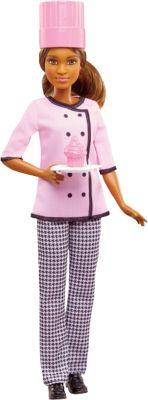 Mattel Кукла Barbie из серии «Кем быть?», Кондитер фото-1