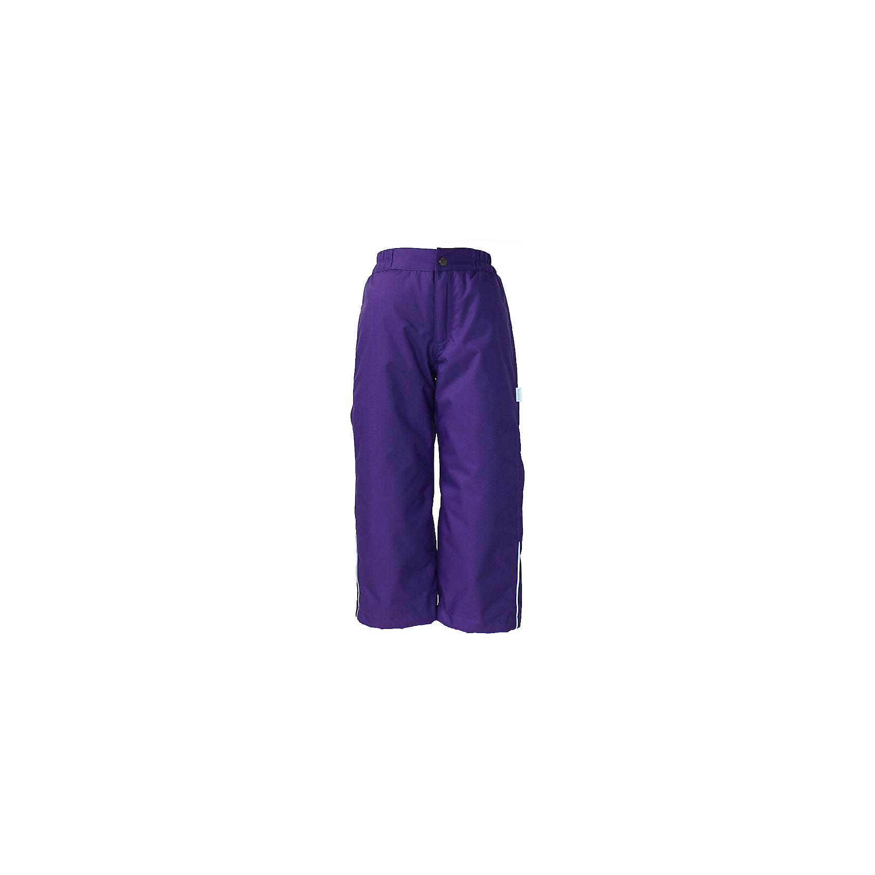 Брюки HuppaВерхняя одежда<br>Брюки от известного бренда Huppa.<br>Брюки для детей FREJA 1, водо и воздухонепроницаемость 10 000, утеплитель 160 гр, все швы проклеены, внутренние швы отсутствуют. Регулируемые низы, имеются петли для подтяжек. Внутренняя снегозащита штанов.<br>Состав:<br>100% Полиэстер<br><br>Ширина мм: 215<br>Глубина мм: 88<br>Высота мм: 191<br>Вес г: 336<br>Цвет: фиолетовый<br>Возраст от месяцев: 156<br>Возраст до месяцев: 168<br>Пол: Унисекс<br>Возраст: Детский<br>Размер: 164,140,128,134,146,152,158<br>SKU: 5089414