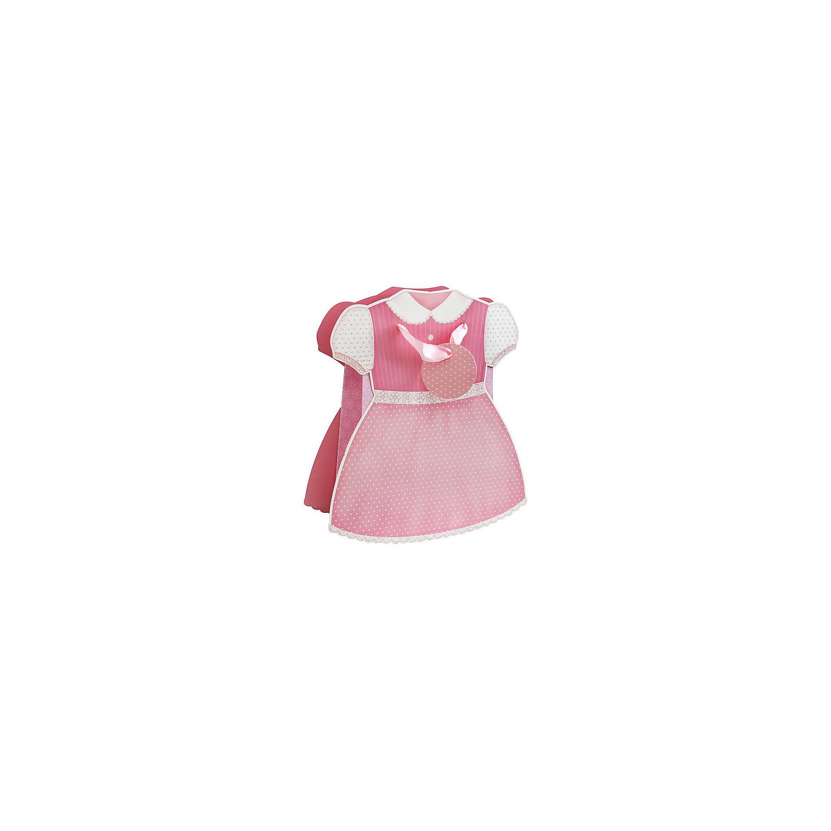 Пакет Розовое платьеАксессуары для скрапбукинга<br><br>Ширина мм: 195<br>Глубина мм: 160<br>Высота мм: 80<br>Вес г: 40<br>Возраст от месяцев: 72<br>Возраст до месяцев: 144<br>Пол: Унисекс<br>Возраст: Детский<br>SKU: 5089601