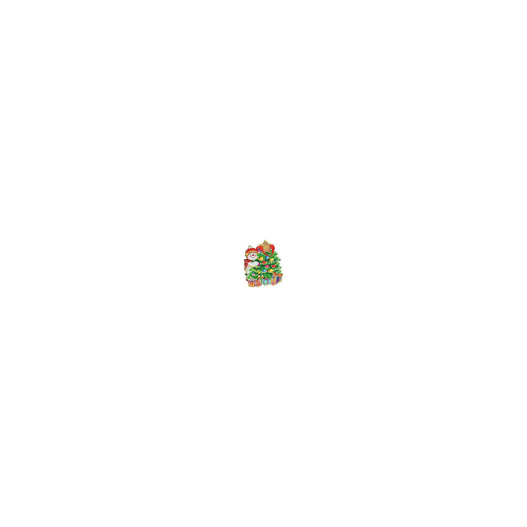 Пакет Снеговик и елкаПакет Снеговик и елка, Белоснежка.<br><br>Характеристики:<br><br>• оригинальный дизайн<br>• удобные ручки<br>• прочные материалы<br>• состав: бумага<br>• размер: 25х26х8 см<br>• размер внутреннего пакета: 14,8х17х7,5 см<br><br>Снеговик и елка - восхитительный подарочный пакет, созданный специально для новогодних праздников. Он изготовлен из плотной бумаги и имеет удобные ручки из текстиля. Лицевая сторона пакета имеет необычную форму и украшена ярким рисунком со снеговиком, елкой и, конечно же, подарками!<br><br>Пакет Снеговик и елка вы можете купить в нашем интернет-магазине.<br><br>Ширина мм: 260<br>Глубина мм: 250<br>Высота мм: 80<br>Вес г: 40<br>Возраст от месяцев: 72<br>Возраст до месяцев: 144<br>Пол: Унисекс<br>Возраст: Детский<br>SKU: 5089605