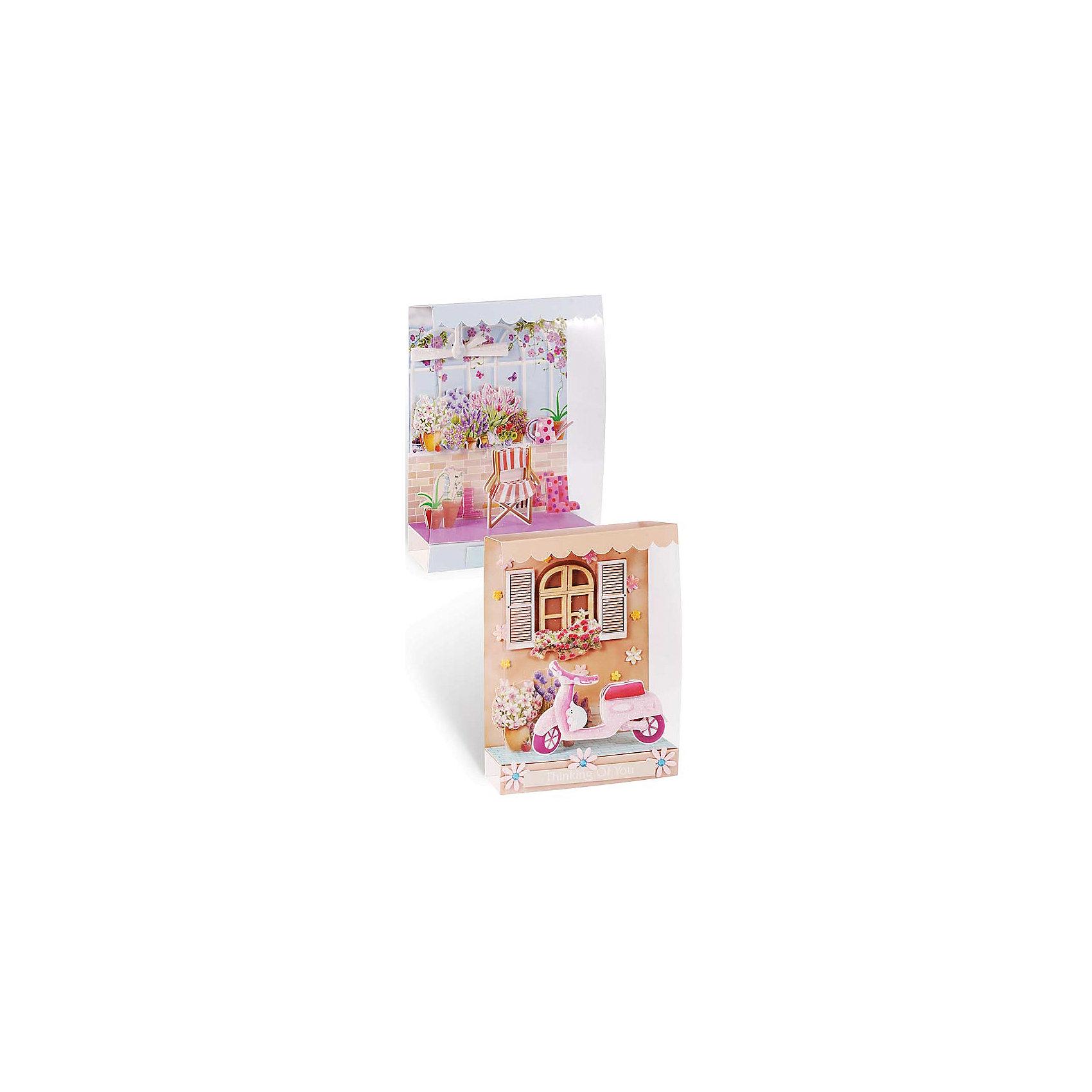 Скрапбукинг-набор для создания миниатюрСкрапбукинг-набор для создания миниатюр, Белоснежка.<br><br>Характеристики:<br><br>• вы можете создать объемную миниатюру<br>• в комплекте: 2 витрины, 2 заготовки для миниатюры, пластиковые полоски, клейкие подушечки, ленты, вырубка из бумаги, стразы, пайетки, полубусины<br>• размер: 15х2х40 см<br><br>С помощью набора от компании Белоснежка вы сможете создать объемную миниатюру, которая станет украшением любого дома. Комнату с объемной мебелью, террасу с цветами и мотороллером легко создаст даже ребенок. В набор входят карточки с пожеланиями, прикрепив которые, можно преподнести миниатюру в качестве подарка.<br><br>Вы можете купить скрапбукинг-набор для создания миниатюр, Белоснежка в нашем интернет-магазине.<br><br>Ширина мм: 270<br>Глубина мм: 150<br>Высота мм: 60<br>Вес г: 280<br>Возраст от месяцев: 72<br>Возраст до месяцев: 144<br>Пол: Женский<br>Возраст: Детский<br>SKU: 5089628