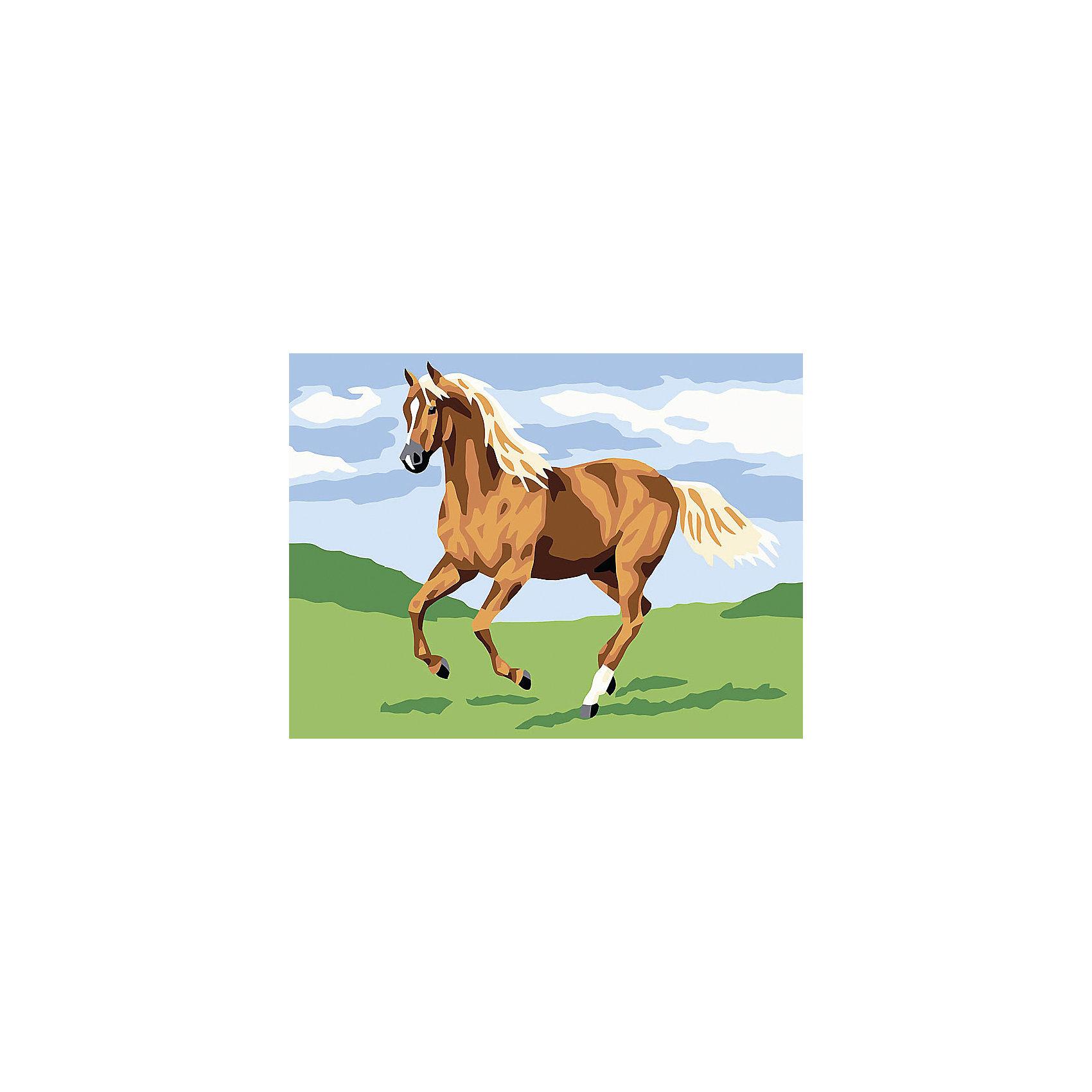 Живопись на холсте Аллюр 30*40 смХарактеристики товара:<br><br>• цвет: разноцветный<br>• материал: акрил, картон<br>• размер: 30 x 40 см<br>• комплектация: полотно на подрамнике с контурами рисунка, пробный лист с рисунком, набор акриловых красок, три кисти, крепление на стену для картины<br>• для детей от шести лет и взрослых<br>• не требует специальных навыков<br>• страна бренда: Китай<br>• страна изготовитель: Китай<br><br>Как с удовольствием и пользой провести время? Порисовать! Это занятие, которое любят многие дети и взрослые. Рисование помогает развить важные навыки и просто приносит удовольствие! Чтобы вселить в ребенка уверенность в своих силах, можно предложить ему этот набор - в нем уже есть сюжет, контуры рисунка и участки с номерами, которые обозначают определенную краску из набора. Все оттенки уже готовы, задача художника - аккуратно, с помощью кисточек из набора, нанести краски на определенный участок полотна.<br>Взрослым также понравится этот процесс, рисовать можно и вместе с малышом! В итоге получается красивая картина, которой можно украсить интерьер. Рисование способствует развитию мелкой моторики, воображения, цветовосприятия, творческих способностей и усидчивости. Набор отлично проработан, сделан из качественных и проверенных материалов, которые безопасны для детей. Краски - акриловые, они быстро сохнут и легко смываются с кожи.<br><br>Живопись на холсте 30*40 см Аллюр от торговой марки Белоснежка можно купить в нашем интернет-магазине.<br><br>Ширина мм: 410<br>Глубина мм: 310<br>Высота мм: 25<br>Вес г: 567<br>Возраст от месяцев: 72<br>Возраст до месяцев: 144<br>Пол: Унисекс<br>Возраст: Детский<br>SKU: 5089637
