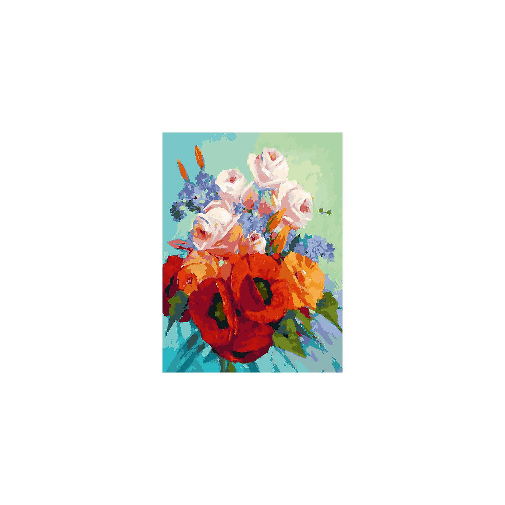 Живопись на холсте 30*40 см Радость утраРисование<br>Характеристики товара:<br><br>• цвет: разноцветный<br>• материал: акрил, картон<br>• размер: 30 x 40 см<br>• комплектация: полотно на подрамнике с контурами рисунка, пробный лист с рисунком, набор акриловых красок, три кисти, крепление на стену для картины<br>• для детей от шести лет и взрослых<br>• не требует специальных навыков<br>• страна бренда: Китай<br>• страна изготовитель: Китай<br><br>Рисование - это занятие, которое любят многие дети и взрослые. Оно помогает развить важные навыки и просто приносит удовольствие! Чтобы вселить в ребенка уверенность в своих силах, можно предложить ему этот набор - в нем уже есть сюжет, контуры рисунка и участки с номерами, которые обозначают определенную краску из набора. Все оттенки уже готовы, задача художника - аккуратно, с помощью кисточек из набора, нанести краски на определенный участок полотна.<br>Взрослым также понравится этот процесс, рисовать можно и вместе с малышом! В итоге получается красивая картина, которой можно украсить интерьер. Рисование способствует развитию мелкой моторики, воображения, цветовосприятия, творческих способностей и усидчивости. Набор отлично проработан, сделан из качественных и проверенных материалов, которые безопасны для детей. Краски - акриловые, они быстро сохнут и легко смываются с кожи.<br><br>Живопись на холсте 30*40 см Радость утра от торговой марки Белоснежка можно купить в нашем интернет-магазине.<br><br>Ширина мм: 410<br>Глубина мм: 310<br>Высота мм: 25<br>Вес г: 567<br>Возраст от месяцев: 72<br>Возраст до месяцев: 144<br>Пол: Унисекс<br>Возраст: Детский<br>SKU: 5089642