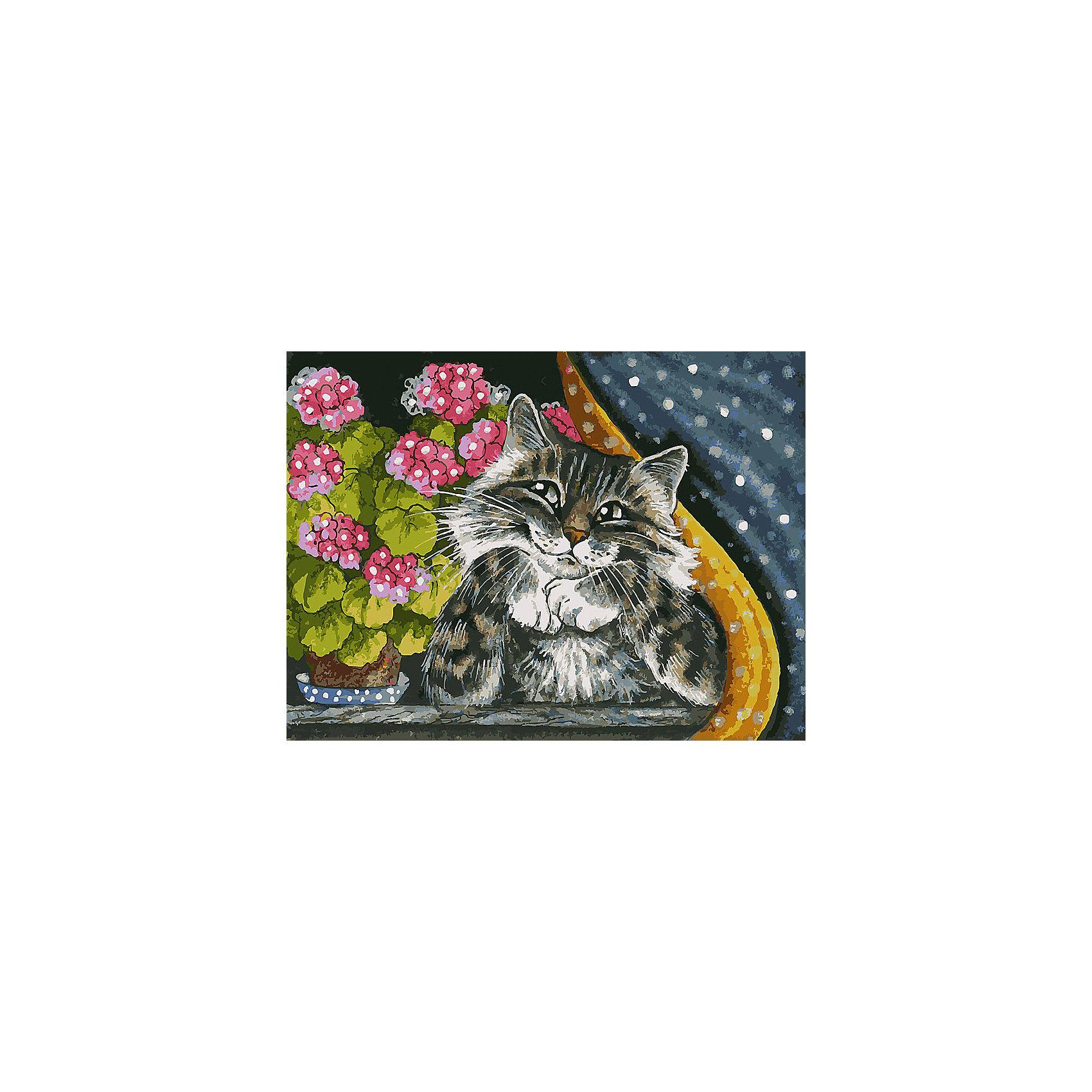 Белоснежка Живопись на холсте 30*40 см На окошке наборы для рисования белоснежка живопись на холсте 30х40 см сова с ключиком 125 as