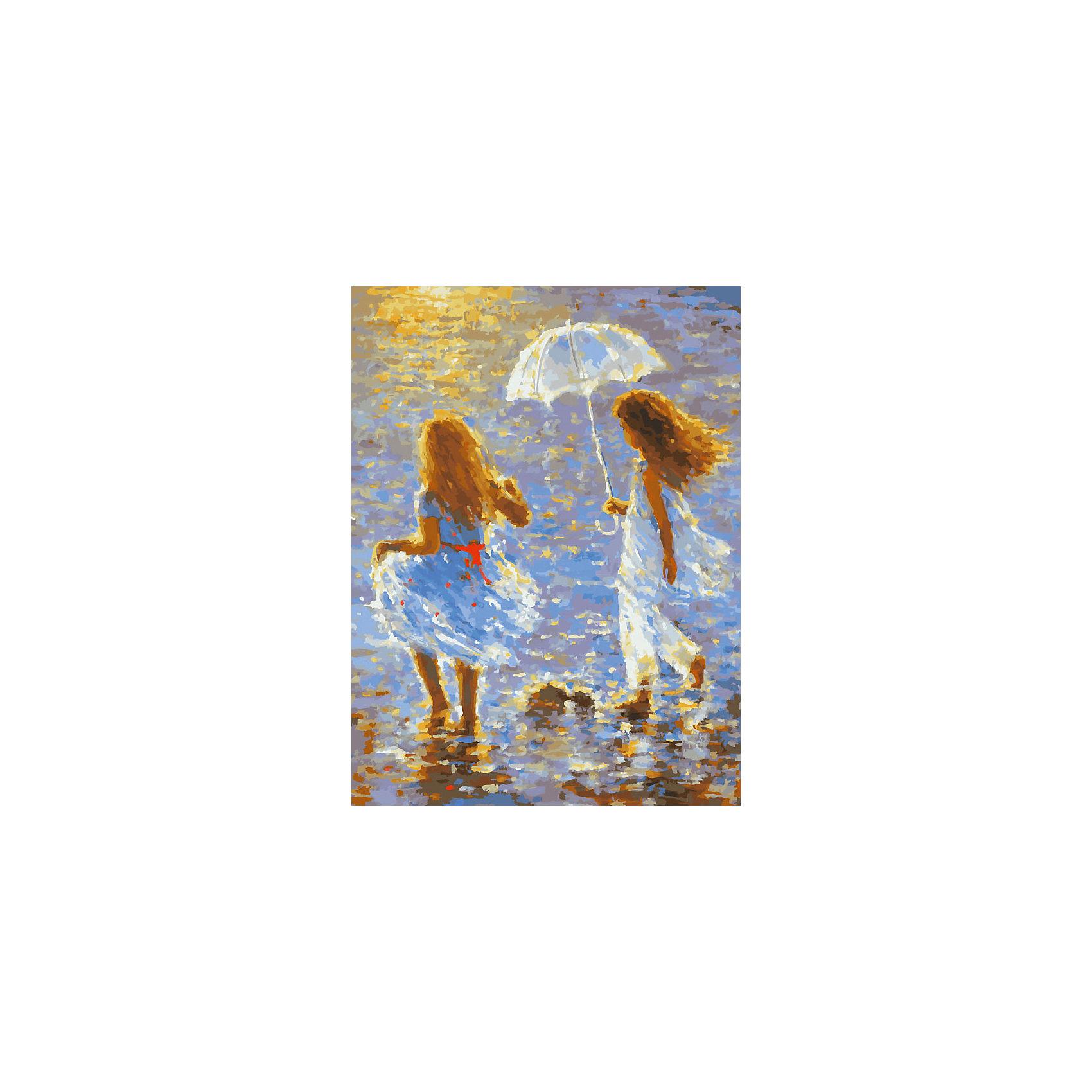 Живопись на холсте 30*40 см ПрогулкаХарактеристики товара:<br><br>• цвет: разноцветный<br>• материал: акрил, картон<br>• размер: 30 x 40 см<br>• комплектация: полотно на подрамнике с контурами рисунка, пробный лист с рисунком, набор акриловых красок, три кисти, крепление на стену для картины<br>• для детей от шести лет и взрослых<br>• не требует специальных навыков<br>• страна бренда: Китай<br>• страна изготовитель: Китай<br><br>Рисование - это занятие, которое любят многие дети и взрослые. Оно помогает развить важные навыки и просто приносит удовольствие! Чтобы вселить в ребенка уверенность в своих силах, можно предложить ему этот набор - в нем уже есть сюжет, контуры рисунка и участки с номерами, которые обозначают определенную краску из набора. Все оттенки уже готовы, задача художника - аккуратно, с помощью кисточек из набора, нанести краски на определенный участок полотна.<br>Взрослым также понравится этот процесс, рисовать можно и вместе с малышом! В итоге получается красивая картина, которой можно украсить интерьер. Рисование способствует развитию мелкой моторики, воображения, цветовосприятия, творческих способностей и усидчивости. Набор отлично проработан, сделан из качественных и проверенных материалов, которые безопасны для детей. Краски - акриловые, они быстро сохнут и легко смываются с кожи.<br><br>Живопись на холсте 30*40 см Прогулка от торговой марки Белоснежка можно купить в нашем интернет-магазине.<br><br>Ширина мм: 410<br>Глубина мм: 310<br>Высота мм: 25<br>Вес г: 567<br>Возраст от месяцев: 72<br>Возраст до месяцев: 144<br>Пол: Унисекс<br>Возраст: Детский<br>SKU: 5089650