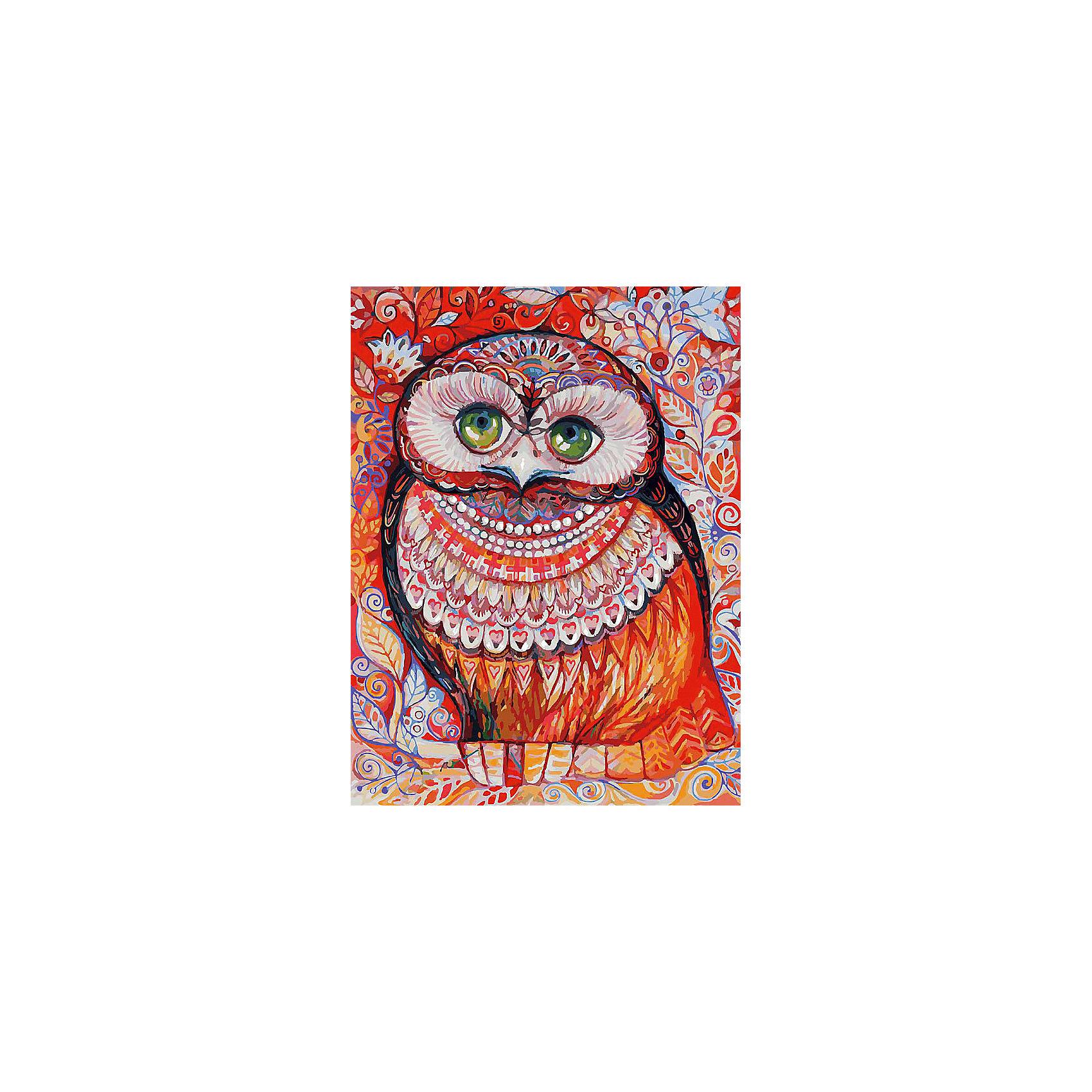 Живопись на холсте Медовая сова 30*40 смРисование<br>Характеристики товара:<br><br>• цвет: разноцветный<br>• материал: акрил, картон<br>• размер: 30 x 40 см<br>• комплектация: полотно на подрамнике с контурами рисунка, пробный лист с рисунком, набор акриловых красок, три кисти, крепление на стену для картины<br>• для детей от шести лет и взрослых<br>• не требует специальных навыков<br>• страна бренда: Китай<br>• страна изготовитель: Китай<br><br>Рисование - это занятие, которое любят многие дети и взрослые. Оно помогает развить важные навыки и просто приносит удовольствие! Чтобы вселить в ребенка уверенность в своих силах, можно предложить ему этот набор - в нем уже есть сюжет, контуры рисунка и участки с номерами, которые обозначают определенную краску из набора. Все оттенки уже готовы, задача художника - аккуратно, с помощью кисточек из набора, нанести краски на определенный участок полотна.<br>Взрослым также понравится этот процесс, рисовать можно и вместе с малышом! В итоге получается красивая картина, которой можно украсить интерьер. Рисование способствует развитию мелкой моторики, воображения, цветовосприятия, творческих способностей и усидчивости. Набор отлично проработан, сделан из качественных и проверенных материалов, которые безопасны для детей. Краски - акриловые, они быстро сохнут и легко смываются с кожи.<br><br>Живопись на холсте 30*40 см Медовая сова от торговой марки Белоснежка можно купить в нашем интернет-магазине.<br><br>Ширина мм: 410<br>Глубина мм: 310<br>Высота мм: 25<br>Вес г: 567<br>Возраст от месяцев: 72<br>Возраст до месяцев: 144<br>Пол: Унисекс<br>Возраст: Детский<br>SKU: 5089659