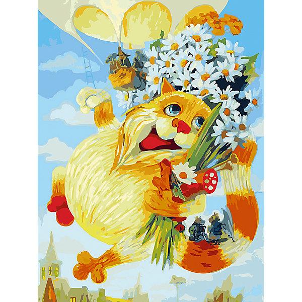 Живопись на холсте День рождения 30*40 смРаскраски по номерам<br>Характеристики товара:<br><br>• цвет: разноцветный<br>• материал: акрил, картон<br>• размер: 30 x 40 см<br>• комплектация: полотно на подрамнике с контурами рисунка, пробный лист с рисунком, набор акриловых красок, три кисти, крепление на стену для картины<br>• для детей от шести лет и взрослых<br>• не требует специальных навыков<br>• страна бренда: Китай<br>• страна изготовитель: Китай<br><br>Рисование - это занятие, которое любят многие дети и взрослые. Оно помогает развить важные навыки и просто приносит удовольствие! Чтобы вселить в ребенка уверенность в своих силах, можно предложить ему этот набор - в нем уже есть сюжет, контуры рисунка и участки с номерами, которые обозначают определенную краску из набора. Все оттенки уже готовы, задача художника - аккуратно, с помощью кисточек из набора, нанести краски на определенный участок полотна.<br>Взрослым также понравится этот процесс, рисовать можно и вместе с малышом! В итоге получается красивая картина, которой можно украсить интерьер. Рисование способствует развитию мелкой моторики, воображения, цветовосприятия, творческих способностей и усидчивости. Набор отлично проработан, сделан из качественных и проверенных материалов, которые безопасны для детей. Краски - акриловые, они быстро сохнут и легко смываются с кожи.<br><br>Живопись на холсте 30*40 см День рождения от торговой марки Белоснежка можно купить в нашем интернет-магазине.<br><br>Ширина мм: 410<br>Глубина мм: 310<br>Высота мм: 25<br>Вес г: 567<br>Возраст от месяцев: 72<br>Возраст до месяцев: 144<br>Пол: Унисекс<br>Возраст: Детский<br>SKU: 5089661