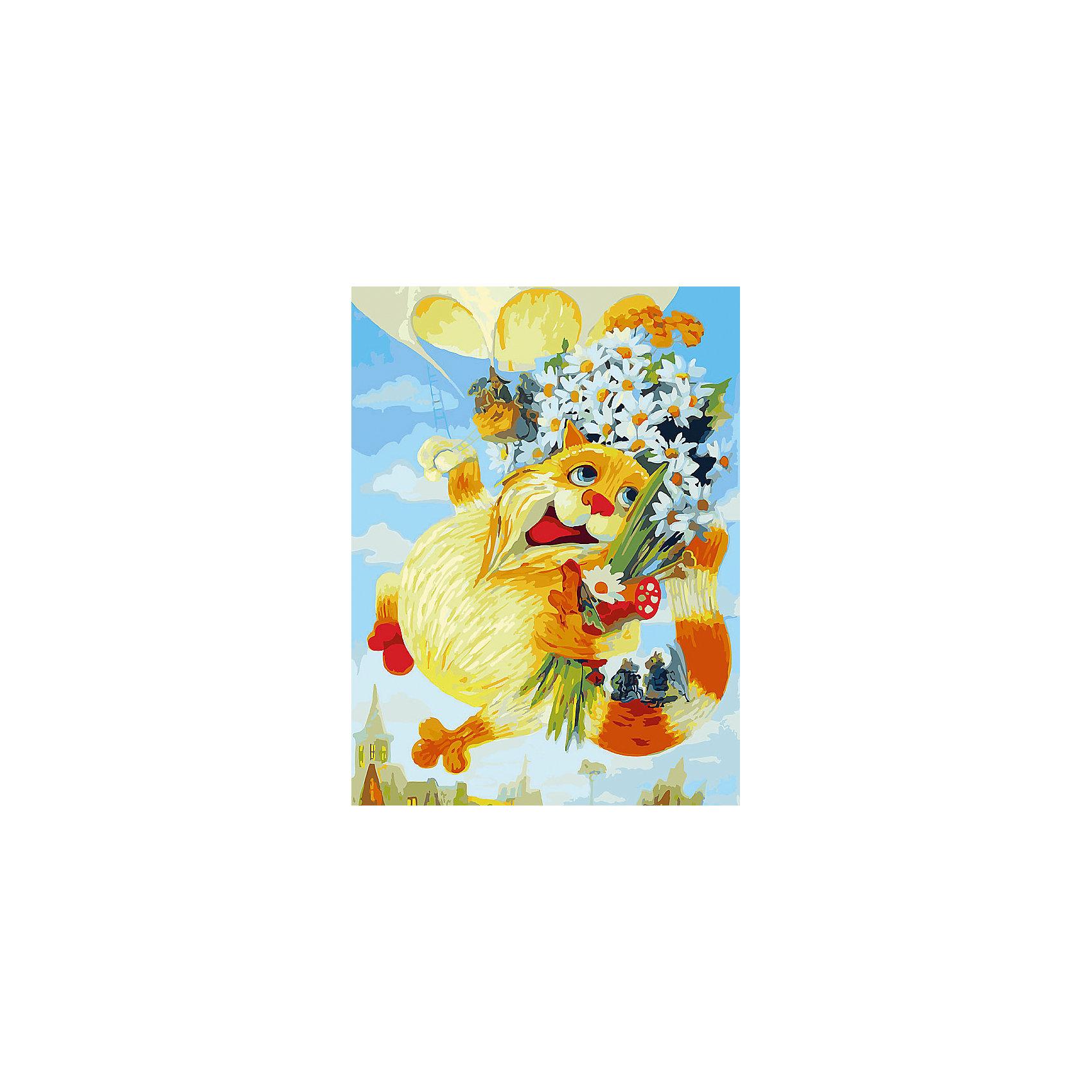 Живопись на холсте День рождения 30*40 смРисование<br>Характеристики товара:<br><br>• цвет: разноцветный<br>• материал: акрил, картон<br>• размер: 30 x 40 см<br>• комплектация: полотно на подрамнике с контурами рисунка, пробный лист с рисунком, набор акриловых красок, три кисти, крепление на стену для картины<br>• для детей от шести лет и взрослых<br>• не требует специальных навыков<br>• страна бренда: Китай<br>• страна изготовитель: Китай<br><br>Рисование - это занятие, которое любят многие дети и взрослые. Оно помогает развить важные навыки и просто приносит удовольствие! Чтобы вселить в ребенка уверенность в своих силах, можно предложить ему этот набор - в нем уже есть сюжет, контуры рисунка и участки с номерами, которые обозначают определенную краску из набора. Все оттенки уже готовы, задача художника - аккуратно, с помощью кисточек из набора, нанести краски на определенный участок полотна.<br>Взрослым также понравится этот процесс, рисовать можно и вместе с малышом! В итоге получается красивая картина, которой можно украсить интерьер. Рисование способствует развитию мелкой моторики, воображения, цветовосприятия, творческих способностей и усидчивости. Набор отлично проработан, сделан из качественных и проверенных материалов, которые безопасны для детей. Краски - акриловые, они быстро сохнут и легко смываются с кожи.<br><br>Живопись на холсте 30*40 см День рождения от торговой марки Белоснежка можно купить в нашем интернет-магазине.<br><br>Ширина мм: 410<br>Глубина мм: 310<br>Высота мм: 25<br>Вес г: 567<br>Возраст от месяцев: 72<br>Возраст до месяцев: 144<br>Пол: Унисекс<br>Возраст: Детский<br>SKU: 5089661