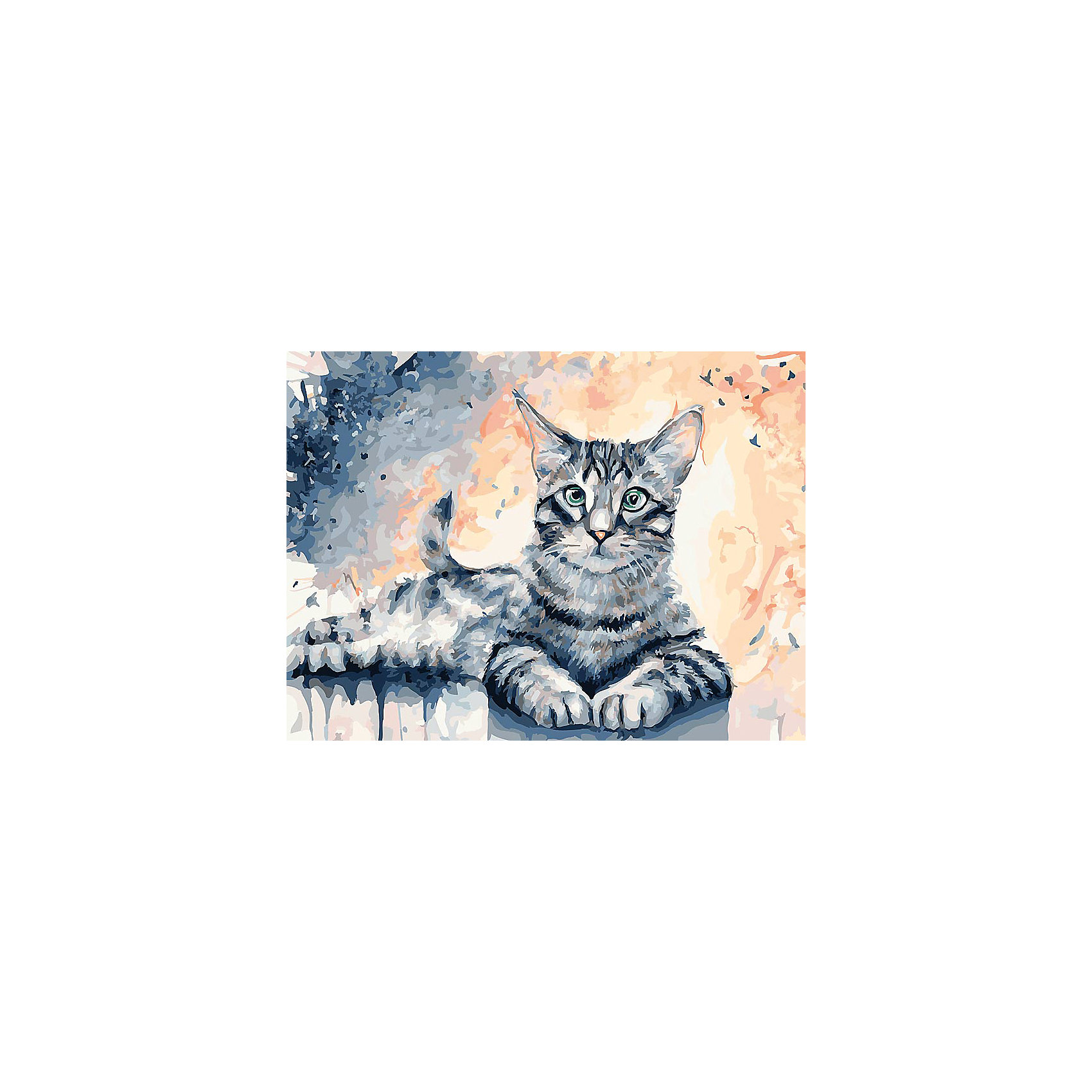 Живопись на холсте 30*40 см БарсикРисование<br>Характеристики товара:<br><br>• цвет: разноцветный<br>• материал: акрил, картон<br>• размер: 30 x 40 см<br>• комплектация: полотно на подрамнике с контурами рисунка, пробный лист с рисунком, набор акриловых красок, три кисти, крепление на стену для картины<br>• для детей от шести лет и взрослых<br>• не требует специальных навыков<br>• страна бренда: Китай<br>• страна изготовитель: Китай<br><br>Как с удовольствием и пользой провести время? Порисовать! Это занятие, которое любят многие дети и взрослые. Рисование помогает развить важные навыки и просто приносит удовольствие! Чтобы вселить в ребенка уверенность в своих силах, можно предложить ему этот набор - в нем уже есть сюжет, контуры рисунка и участки с номерами, которые обозначают определенную краску из набора. Все оттенки уже готовы, задача художника - аккуратно, с помощью кисточек из набора, нанести краски на определенный участок полотна.<br>Взрослым также понравится этот процесс, рисовать можно и вместе с малышом! В итоге получается красивая картина, которой можно украсить интерьер. Рисование способствует развитию мелкой моторики, воображения, цветовосприятия, творческих способностей и усидчивости. Набор отлично проработан, сделан из качественных и проверенных материалов, которые безопасны для детей. Краски - акриловые, они быстро сохнут и легко смываются с кожи.<br><br>Живопись на холсте 30*40 см Барсик от торговой марки Белоснежка можно купить в нашем интернет-магазине.<br><br>Ширина мм: 410<br>Глубина мм: 310<br>Высота мм: 25<br>Вес г: 567<br>Возраст от месяцев: 72<br>Возраст до месяцев: 144<br>Пол: Унисекс<br>Возраст: Детский<br>SKU: 5089668