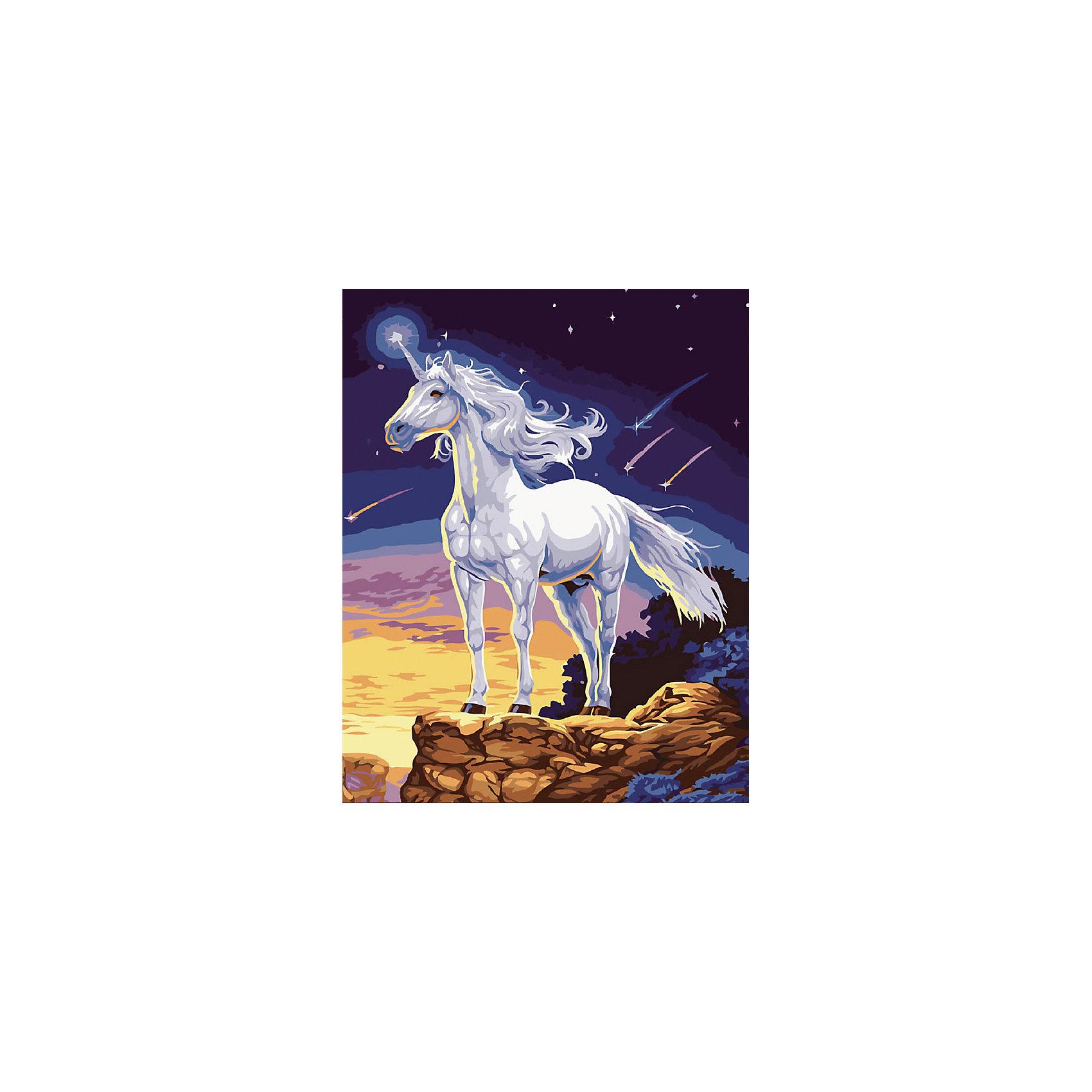 Живопись на холсте 40*50 см На краю мираХарактеристики товара:<br><br>• цвет: разноцветный<br>• материал: акрил, картон<br>• размер: 50 x 40 см<br>• комплектация: полотно на подрамнике с контурами рисунка, пробный лист с рисунком, набор акриловых красок, три кисти, крепление на стену для картины<br>• для детей от шести лет и взрослых<br>• не требует специальных навыков<br>• страна бренда: Китай<br>• страна изготовитель: Китай<br><br>Такой набор станет отличным подарком и для взрослого, и для ребенка! Рисование помогает развить различные навыки и просто приносит удовольствие! Чтобы вселить в ребенка уверенность в своих силах, можно предложить ему этот набор - в нем уже есть сюжет, контуры рисунка и участки с номерами, которые обозначают определенную краску из набора. Все оттенки уже готовы, задача художника - аккуратно, с помощью кисточек из набора, нанести краски на определенный участок полотна.<br>Взрослым также понравится этот процесс, рисовать можно и вместе с малышом! В итоге получается красивая картина, которой можно украсить интерьер. Рисование способствует развитию мелкой моторики, воображения, цветовосприятия, творческих способностей и усидчивости. Набор отлично проработан, сделан из качественных и проверенных материалов, которые безопасны для детей. Краски - акриловые, они быстро сохнут и легко смываются с кожи.<br><br>Живопись на холсте 40*50 см На краю мира от торговой марки Белоснежка можно купить в нашем интернет-магазине.<br><br>Ширина мм: 510<br>Глубина мм: 410<br>Высота мм: 25<br>Вес г: 850<br>Возраст от месяцев: 72<br>Возраст до месяцев: 144<br>Пол: Унисекс<br>Возраст: Детский<br>SKU: 5089743