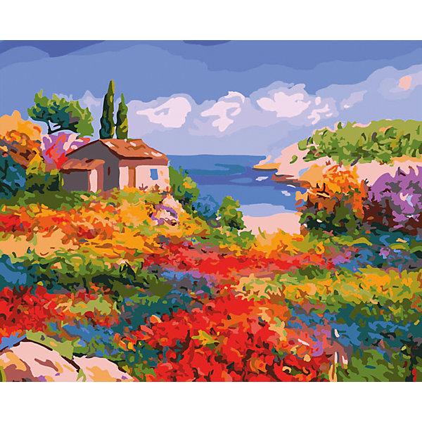 Живопись на холсте 40*50 см Солнечный ПровансРаскраски по номерам<br>Характеристики товара:<br><br>• цвет: разноцветный<br>• материал: акрил, картон<br>• размер: 50 x 40 см<br>• комплектация: полотно на подрамнике с контурами рисунка, пробный лист с рисунком, набор акриловых красок, три кисти, крепление на стену для картины<br>• для детей от шести лет и взрослых<br>• не требует специальных навыков<br>• страна бренда: Китай<br>• страна изготовитель: Китай<br><br>Такой набор станет отличным подарком и для взрослого, и для ребенка! Рисование помогает развить различные навыки и просто приносит удовольствие! Чтобы вселить в ребенка уверенность в своих силах, можно предложить ему этот набор - в нем уже есть сюжет, контуры рисунка и участки с номерами, которые обозначают определенную краску из набора. Все оттенки уже готовы, задача художника - аккуратно, с помощью кисточек из набора, нанести краски на определенный участок полотна.<br>Взрослым также понравится этот процесс, рисовать можно и вместе с малышом! В итоге получается красивая картина, которой можно украсить интерьер. Рисование способствует развитию мелкой моторики, воображения, цветовосприятия, творческих способностей и усидчивости. Набор отлично проработан, сделан из качественных и проверенных материалов, которые безопасны для детей. Краски - акриловые, они быстро сохнут и легко смываются с кожи.<br><br>Живопись на холсте 40*50 см Солнечный Прованс от торговой марки Белоснежка можно купить в нашем интернет-магазине.<br><br>Ширина мм: 510<br>Глубина мм: 410<br>Высота мм: 25<br>Вес г: 850<br>Возраст от месяцев: 72<br>Возраст до месяцев: 144<br>Пол: Унисекс<br>Возраст: Детский<br>SKU: 5089746