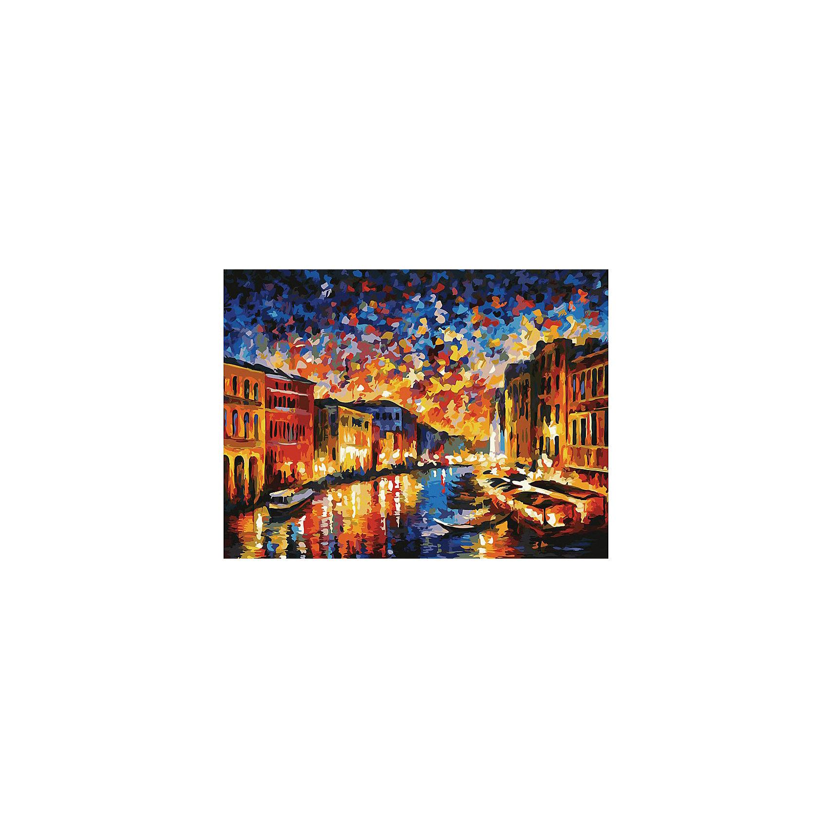 Белоснежка Живопись на картоне 30*40 см Гранд-Канал Венеция живопись на цветном холсте стоянка гондол венеция 40 х 50 см
