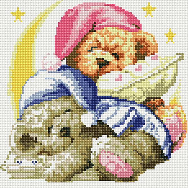 Мозаика на подрамнике Два медвежонкаМозаика детская<br>Мозаика на подрамнике<br>Ширина мм: 310; Глубина мм: 310; Высота мм: 25; Вес г: 767; Возраст от месяцев: 144; Возраст до месяцев: 192; Пол: Унисекс; Возраст: Детский; SKU: 5089771;