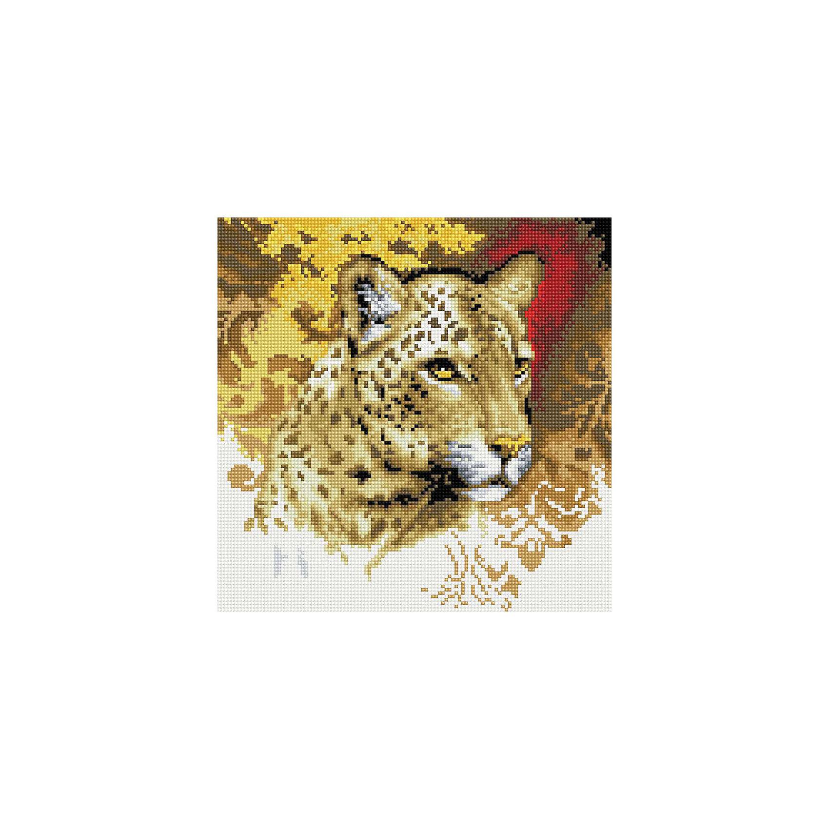 Мозаика на подрамнике Портрет леопардаМозаика<br>Мозаика на подрамнике<br><br>Ширина мм: 310<br>Глубина мм: 310<br>Высота мм: 25<br>Вес г: 767<br>Возраст от месяцев: 144<br>Возраст до месяцев: 192<br>Пол: Унисекс<br>Возраст: Детский<br>SKU: 5089774