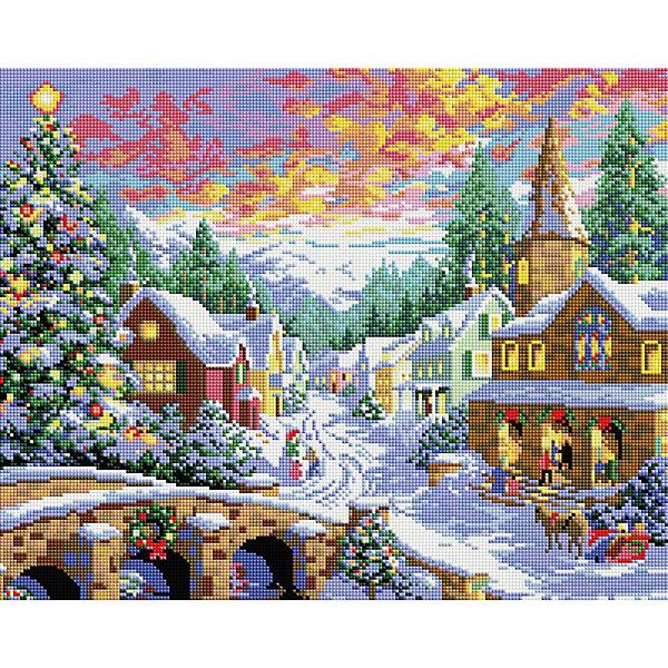 Мозаика на подрамнике Рождественская ночьМозаика детская<br>Мозаика на подрамнике<br><br>Ширина мм: 410<br>Глубина мм: 510<br>Высота мм: 25<br>Вес г: 1450<br>Возраст от месяцев: 144<br>Возраст до месяцев: 192<br>Пол: Унисекс<br>Возраст: Детский<br>SKU: 5089778