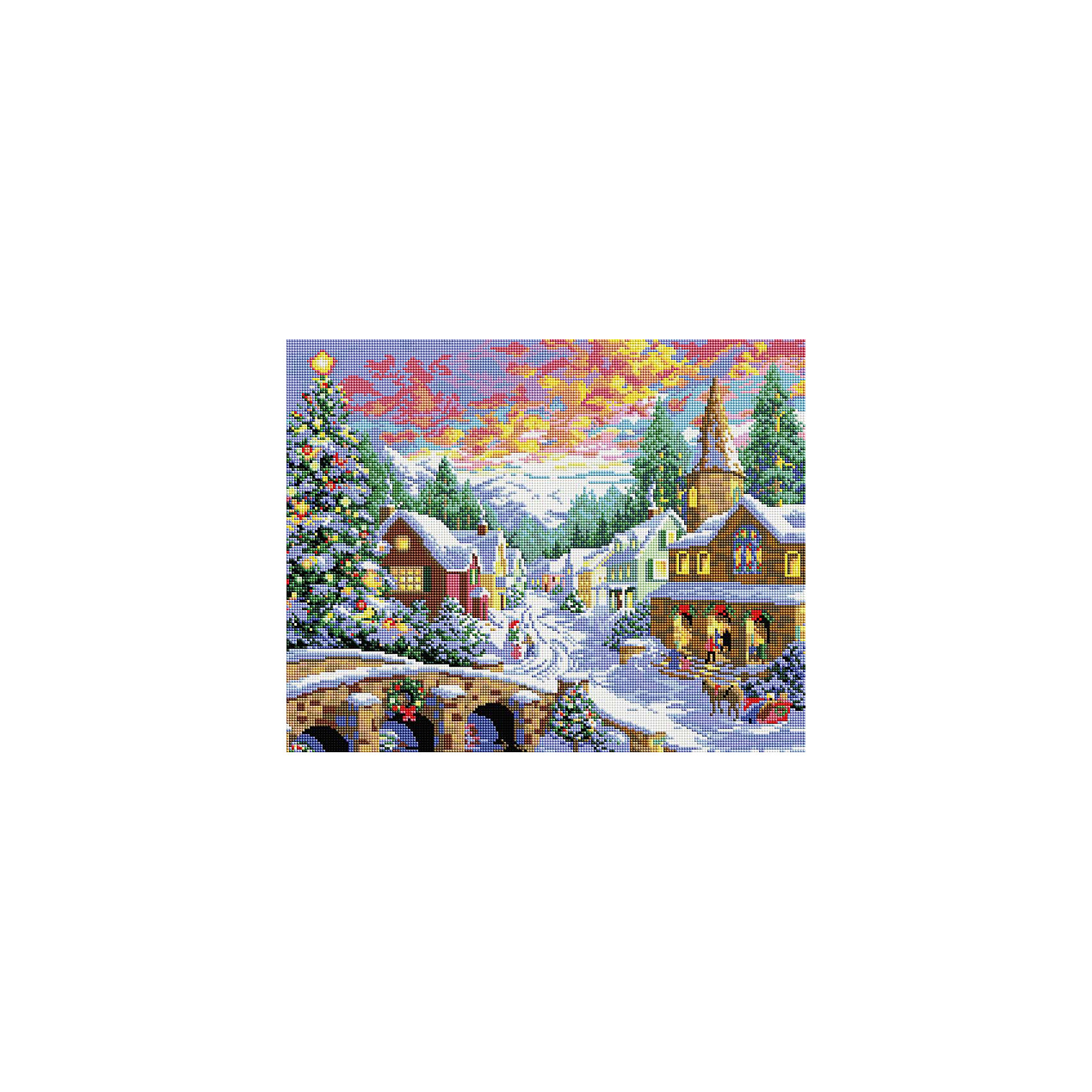 Мозаика на подрамнике Рождественская ночьМозаика<br>Мозаика на подрамнике<br><br>Ширина мм: 410<br>Глубина мм: 510<br>Высота мм: 25<br>Вес г: 1450<br>Возраст от месяцев: 144<br>Возраст до месяцев: 192<br>Пол: Унисекс<br>Возраст: Детский<br>SKU: 5089778