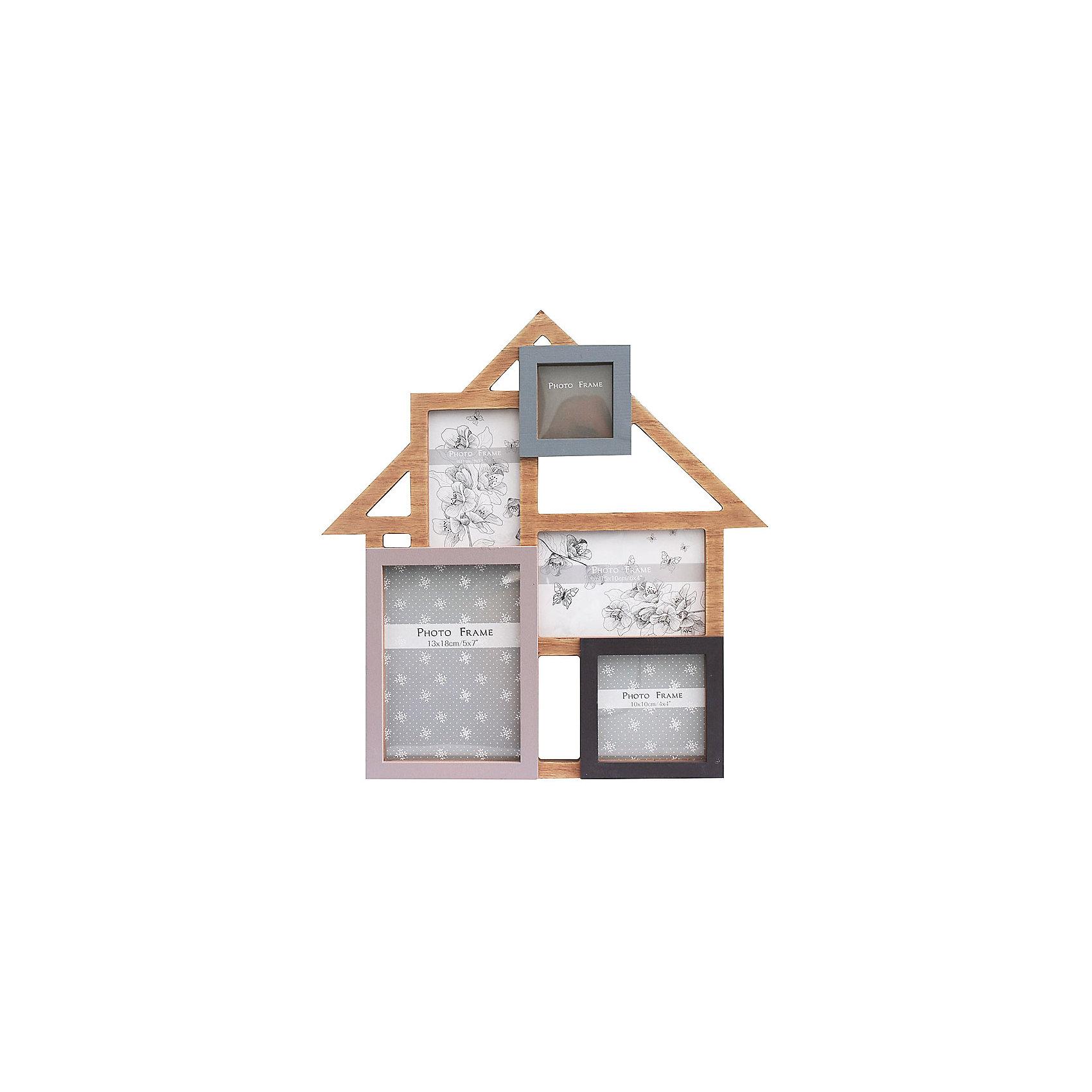 Белоснежка Фоторамка комбинированная фоторамка комбинированная белоснежка family на 5 фотографий