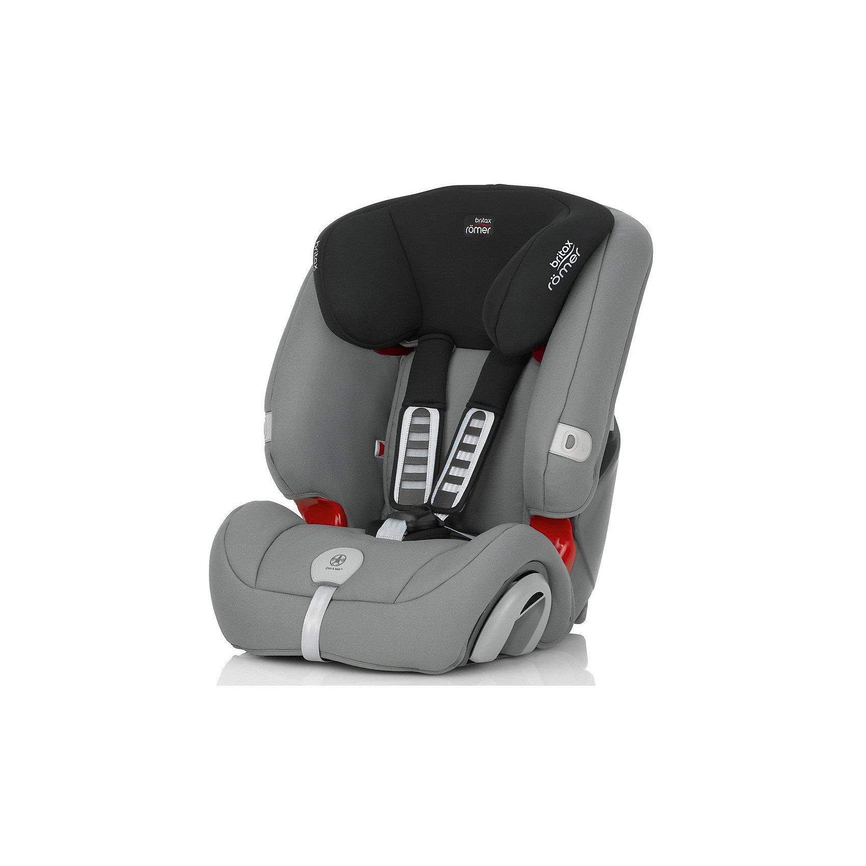 Автокресло EVOLVA 123 Plus 9-36кг., Britax R?mer, Steel GreyАвтокресло EVOLVA 123 Plus 9-36 кг., Britax R?mer (Бритакс Ромер), Steel Grey.<br><br>Характеристики:<br><br>• пятиточечные ремни безопасности можно снять<br>• звуковой индикатор закрепления Click&amp;Safe<br>• мягкие регулируемые боковины<br>• система Adjusta-Fit для регулировки внутренних ремней и высоты подголовника<br>• наклон автокресла можно регулировать<br>• ширина спинки регулируется<br>• мягкие плечевые накладки<br>• съемный чехол<br>• есть подстаканники<br>• крепление штатным ремнем<br>• воздухопроницаемые материалы<br>• для детей от 9 до 36 кг<br>• установка по ходу движения<br>• материал: пластик, текстиль<br>• размер: 50х52х61 см<br>• вес: 8 кг<br>• цвет: серый/черный<br><br>Автокресло EVOLVA 123 Plus 9-36 кг., Britax R?mer подходит ля детей от 9 месяцев до 12 лет. Подголовник и внутренние ремни безопасности легко регулируются. Кресло оснащено пятиточечными ремнями безопасности, имеющими мягкие накладки на плечи. Накладки обеспечат не только комфорт, но и дополнительную безопасность при столкновении. Для комфорта ребенка в кресле предусмотрены регулируемый подголовник, регулируемая ширина спинки, регулируемый наклон кресла. Система Click&amp;Safe оповестит вас о правильном натяжении ремней. Даже дальние поездки в этом автокресле пройдут с комфортом!<br><br>Купить автокресло EVOLVA 123 Plus 9-36 кг., Britax R?mer (Бритакс Ромер), Steel Grey вы можете в нашем интернет-магазине.<br><br>Ширина мм: 500<br>Глубина мм: 520<br>Высота мм: 610<br>Вес г: 8100<br>Возраст от месяцев: 18<br>Возраст до месяцев: 144<br>Пол: Унисекс<br>Возраст: Детский<br>SKU: 5089848
