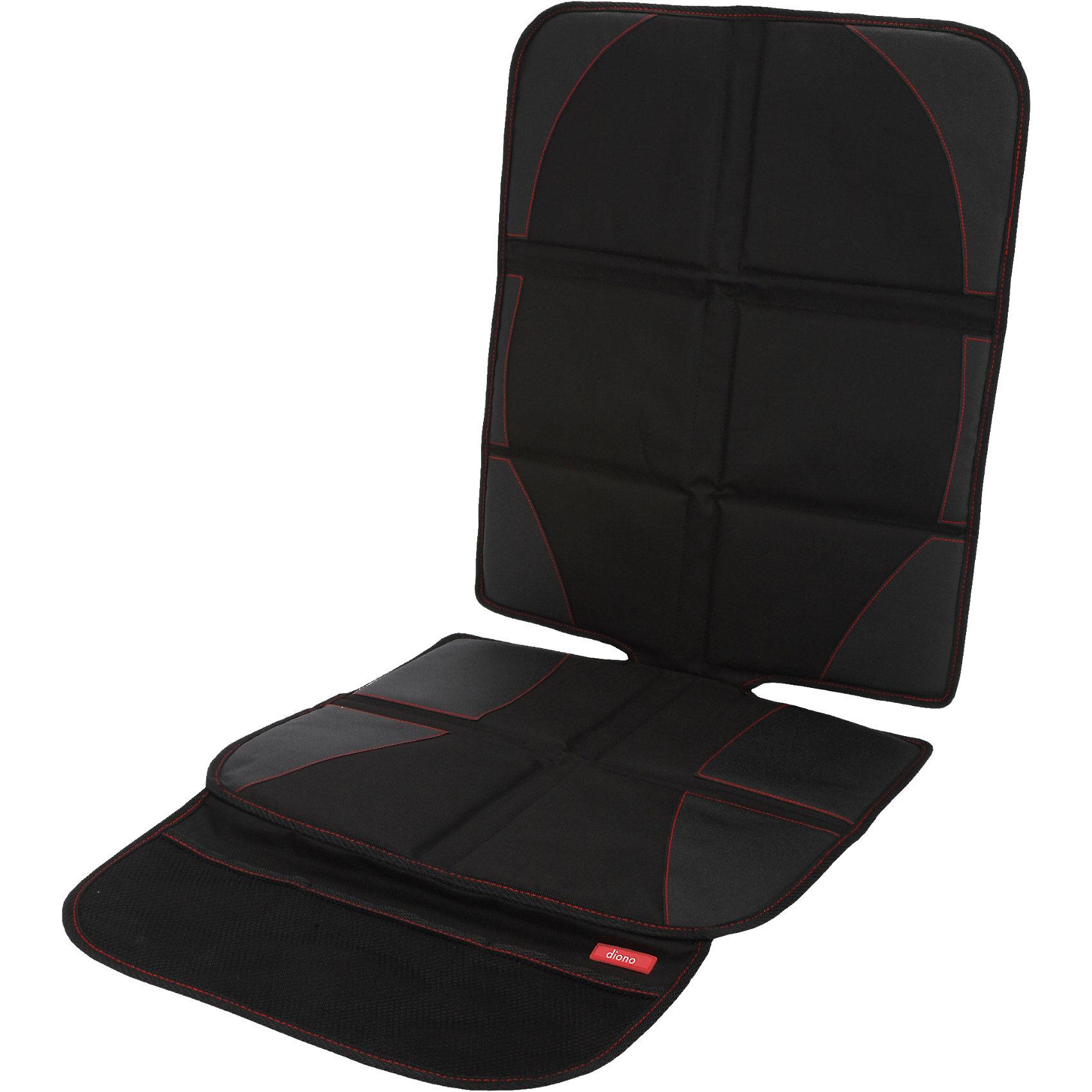 Чехол для автомобильного сидения  из 2-х частей Ultra Mat , Diono, BlackАксессуары для автокресел<br>Чехол для автомобильного сидения  из 2-х частей Ultra Mat , Diono, Black создан для защиты сидения от возможных загрязнений. Он водонепроницаем, что не позволит намокнуть сидению, если ребёнок что-то прольет. В нижней части имеет 3 кармана для хранения предметов. Его легко зафиксировать к подголовнику. Можно закрепить на чехол автокресло, что обеспечит более надёжную фиксацию.  Чехол складывается для удобного хранения.<br><br>Дополнительная информация:<br>-Марка: Diono<br><br>Чехол для автомобильного сидения  из 2-х частей Ultra Mat , Diono, Black можно приобрести в нашем интернет-магазине.<br><br>Ширина мм: 259<br>Глубина мм: 278<br>Высота мм: 142<br>Вес г: 901<br>Цвет: черный<br>Возраст от месяцев: 0<br>Возраст до месяцев: 144<br>Пол: Унисекс<br>Возраст: Детский<br>SKU: 5089864