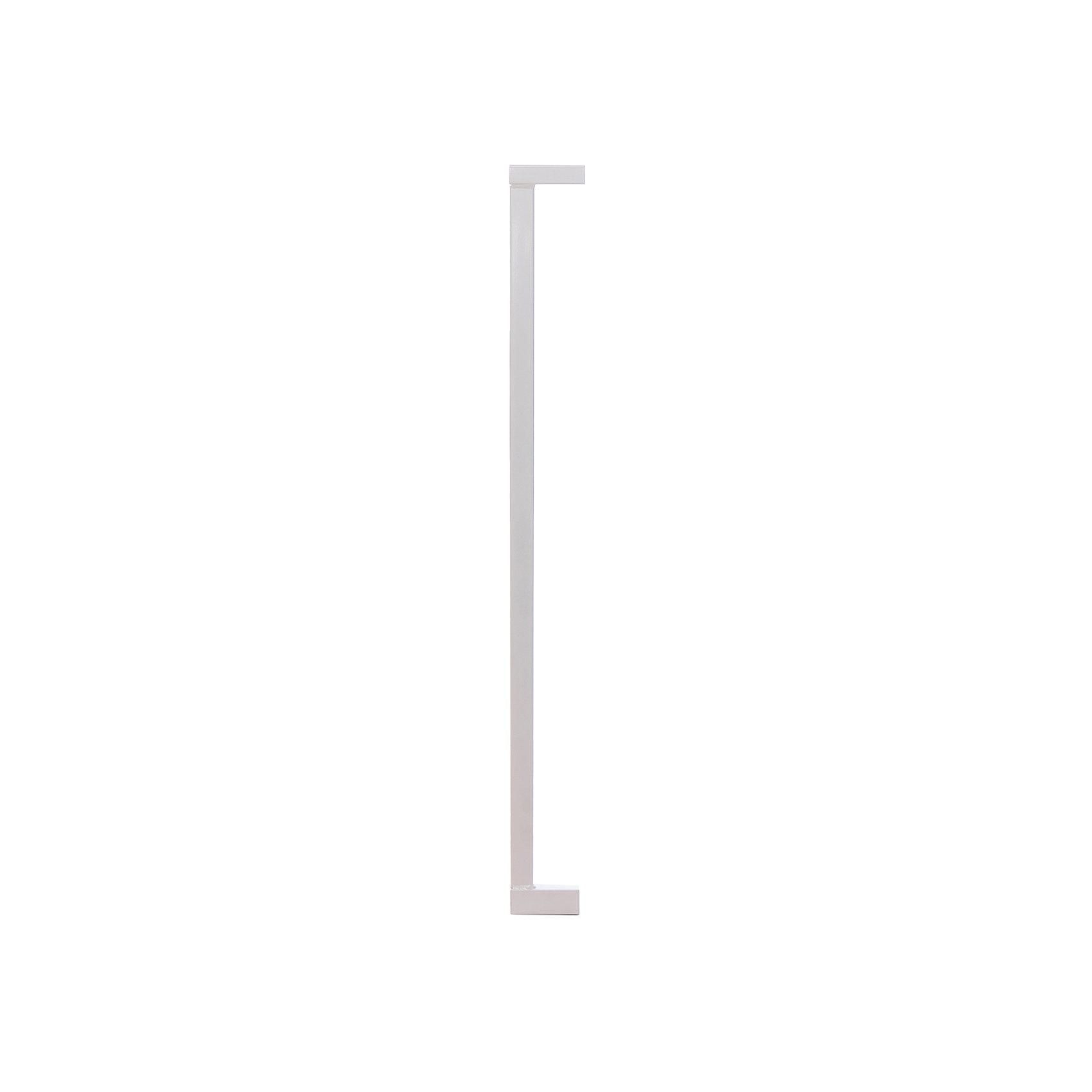 Geuther Дополнительная секция 8 см., Geuther, белый ворота безопасности geuther easy lock wood
