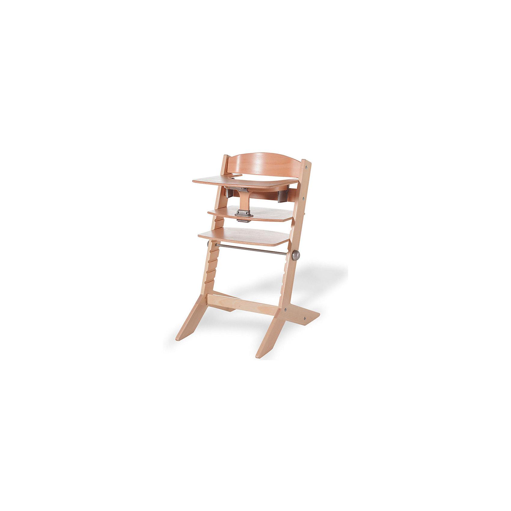 Geuther Стульчик для кормления Syt, Geuther, натуральный столик geuther столик для стульчика geuther syt