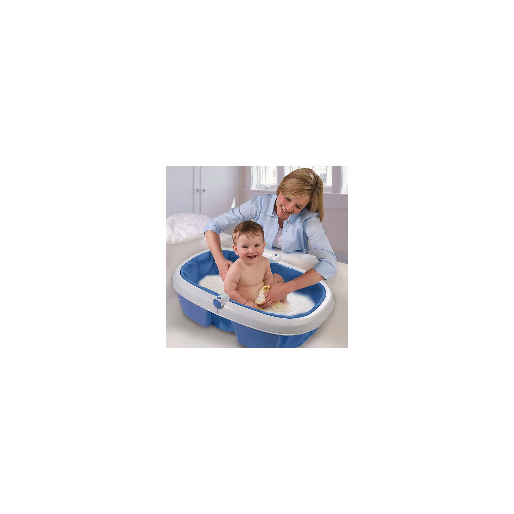 Ванночка складная 09360A , Summer Infant, голубойКупания очень важно для малыша, ведь чистота и гигиена-залог здоровья, которое так важно маленькому ребёнку. Ванночка складная 09360A , Summer Infant, голубой поможет сделать купания малыша ещё комфортнее и приятнее. Надувное мягкое дно и регулируемая спинка  обеспечит комфорт малыша. Ванночка изготовлена из прочного пластика, который не принесёт вреда вашему ребёнку. Также ванночка складывается, поэтому ее с легкостью можно взять с собой в путешествие.<br><br>Дополнительная информация:<br>-цвет: голубой<br>-марка: Summer Infant<br><br>Ванночку складную 09360A , Summer Infant, голубой  можно приобрести в нашем интернет-магазине.<br><br>Ширина мм: 130<br>Глубина мм: 380<br>Высота мм: 460<br>Вес г: 600<br>Возраст от месяцев: 0<br>Возраст до месяцев: 24<br>Пол: Унисекс<br>Возраст: Детский<br>SKU: 5089916