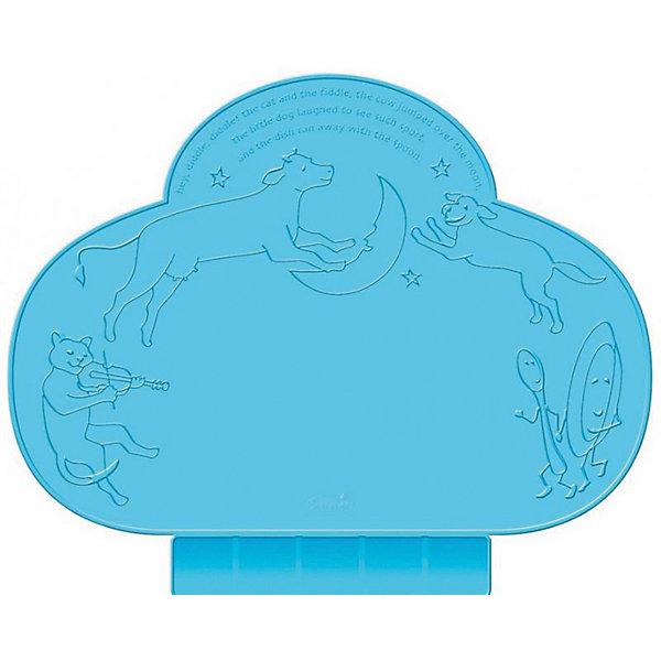Защитная салфетка-накладка на стол Tiny Diner, Summer Infant, голубойБлокирующие и защитные устройства для дома<br>Защитная салфетка-накладка на стол Tiny Diner, Summer Infant, голубой защитит стол и одежду ребёнка от различных загрязнений. Благодаря особому покрытию на салфетке, жидкость не разольётся за её пределы. Выступ в нижней части не даст крошкам и пролитым жидкостям оказаться на коленях ребёнка. Присоски крепко фиксируют салфетку, так что она не будет скользить во время приема пищи.<br><br>Дополнительная информация:<br>-цвет: голубой<br>-марка: Summer Infant<br><br>Защитную салфетку-накладку на стол Tiny Diner, Summer Infant, голубой можно приобрести в нашем интернет-магазине.<br><br>Ширина мм: 400<br>Глубина мм: 300<br>Высота мм: 10<br>Вес г: 350<br>Возраст от месяцев: 6<br>Возраст до месяцев: 60<br>Пол: Унисекс<br>Возраст: Детский<br>SKU: 5089919