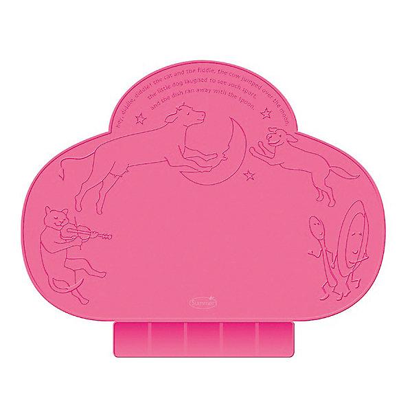 Защитная салфетка-накладка на стол Tiny Diner, Summer Infant, розовыйНагрудники и салфетки<br>Защитная салфетка-накладка на стол Tiny Diner, Summer Infant, розовый защитит стол и одежду ребёнка от различных загрязнений. Благодаря особому покрытию на салфетке, жидкость не разольётся за её пределы. Выступ в нижней части не даст крошкам и пролитым жидкостям оказаться на коленях ребёнка. Присоски крепко фиксируют салфетку, так что она не будет скользить во время приема пищи.<br><br>Дополнительная информация:<br>-цвет: розовый<br>-марка: Summer Infant<br><br>Защитную салфетку-накладку на стол Tiny Diner, Summer Infant, розовый можно приобрести в нашем интернет-магазине.<br>Ширина мм: 400; Глубина мм: 300; Высота мм: 10; Вес г: 350; Цвет: розовый; Возраст от месяцев: 6; Возраст до месяцев: 60; Пол: Женский; Возраст: Детский; SKU: 5089921;