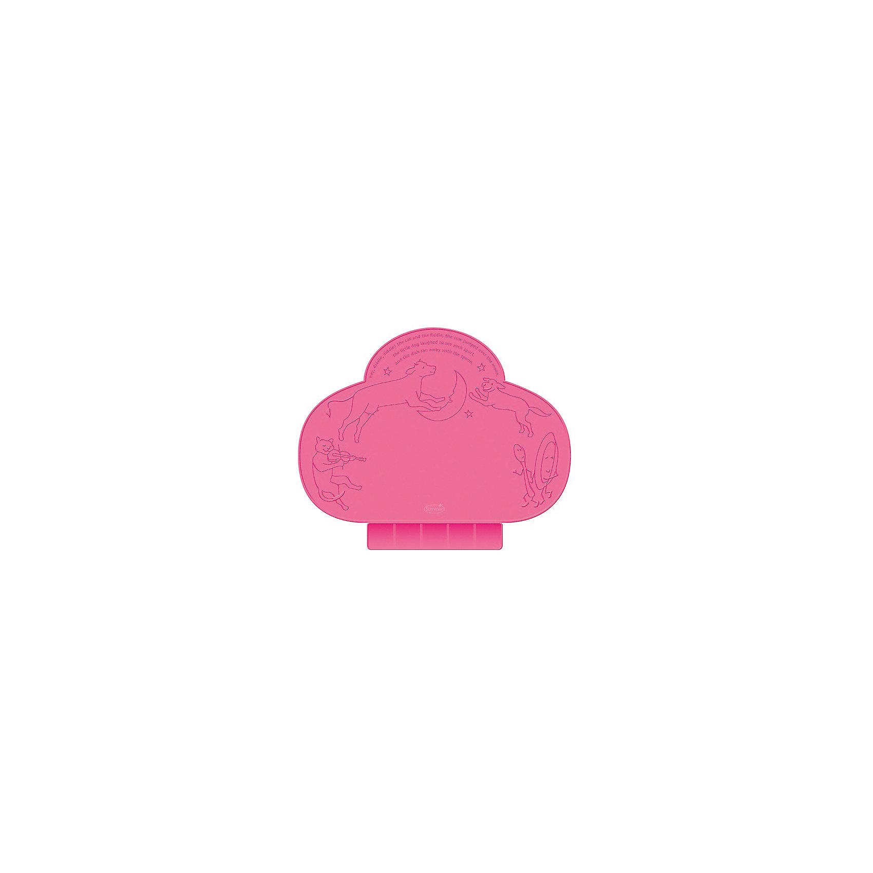 Защитная салфетка-накладка на стол Tiny Diner, Summer Infant, розовыйБлокирующие и защитные устройства для дома<br>Защитная салфетка-накладка на стол Tiny Diner, Summer Infant, розовый защитит стол и одежду ребёнка от различных загрязнений. Благодаря особому покрытию на салфетке, жидкость не разольётся за её пределы. Выступ в нижней части не даст крошкам и пролитым жидкостям оказаться на коленях ребёнка. Присоски крепко фиксируют салфетку, так что она не будет скользить во время приема пищи.<br><br>Дополнительная информация:<br>-цвет: розовый<br>-марка: Summer Infant<br><br>Защитную салфетку-накладку на стол Tiny Diner, Summer Infant, розовый можно приобрести в нашем интернет-магазине.<br><br>Ширина мм: 400<br>Глубина мм: 300<br>Высота мм: 10<br>Вес г: 350<br>Возраст от месяцев: 6<br>Возраст до месяцев: 60<br>Пол: Женский<br>Возраст: Детский<br>SKU: 5089921