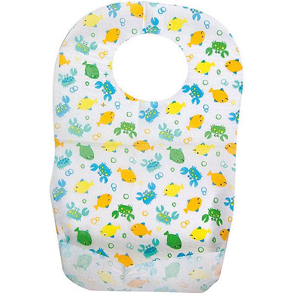 Защитный нагрудник (одноразовый), Summer InfantБлокирующие и защитные устройства для дома<br>Защитный нагрудник (одноразовый), Summer Infant защитит одежду ребёнка от различных загрязнений во время приема пищи. Впитывает жидкие продукты. Удобно крепится за шею застежкой-липучкой. Легко сложить и выбросить после применения.<br><br> В товар входит:<br>-20 шт. защитных нагрудников<br><br>Дополнительная информация:<br>-возраст: от 6 месяцев до 2 лет<br>-марка: Summer Infant<br><br>Защитный нагрудник (одноразовый), Summer Infant  можно приобрести в нашем интернет-магазине.<br><br>Ширина мм: 30<br>Глубина мм: 150<br>Высота мм: 200<br>Вес г: 250<br>Возраст от месяцев: 6<br>Возраст до месяцев: 18<br>Пол: Унисекс<br>Возраст: Детский<br>SKU: 5089922