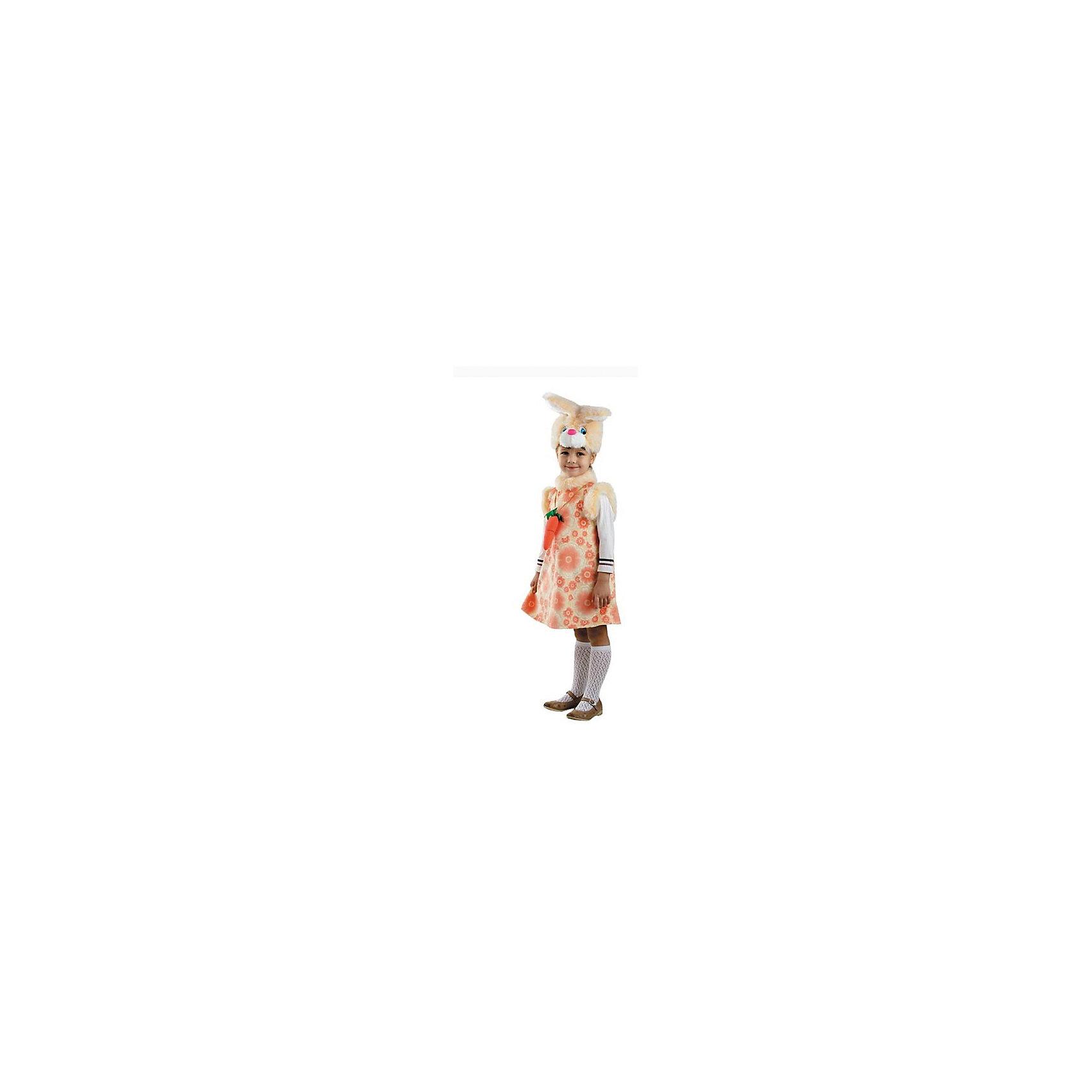 Карнавальный костюм Зайка Липси, БатикКарнавальные костюмы для девочек<br>Карнавальный костюм Зайка Липси, Батик<br><br>Характеристики:<br><br>• Материал:плюш, мех искусственный, х/б подкладка маски-шапочки. <br>• Цвет: бежевый, розовый.<br>• В комплект входит: шапочка-маска, сарафан.<br><br>Карнавальный костюм Зайка Липси, Батик, превратит вашу девочку в очаровательного заиньку. Красивый сарафан в розовый цветочек понравится девочкам, а маска  с ушками и розовым носиком дополнит образ  нежного и трогательного  зайки.<br><br>Карнавальный костюм Зайка Липси,  Батик, можно купить в нашем интернет- магазине!<br><br>Ширина мм: 500<br>Глубина мм: 50<br>Высота мм: 700<br>Вес г: 600<br>Цвет: белый<br>Возраст от месяцев: 48<br>Возраст до месяцев: 60<br>Пол: Женский<br>Возраст: Детский<br>Размер: 28<br>SKU: 5092503