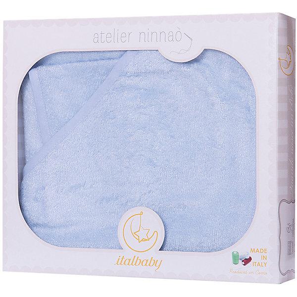 Махровое полотенце 100/100, Italbaby, голубойПолотенца<br>Красивое махровое полотенце в голубом цвете для Вашего ребенка!<br>Полотенце сделано с уголком, который после купания можно накинуть на голову малыша.<br>В наборе: махровое полотенце (100х100 см.) и варежка из 100% натурального бамбукового волокна.<br><br>Дополнительная информация:<br><br>- Материал: 100% натуральное бамбуковое махровое волокно.<br>- Габариты: 100х100 см.<br>- Цвет: голубой.<br><br>Купить махровое полотенце Italbaby, можно в нашем магазине.<br><br>Ширина мм: 1000<br>Глубина мм: 1000<br>Высота мм: 10<br>Вес г: 300<br>Возраст от месяцев: 0<br>Возраст до месяцев: 24<br>Пол: Унисекс<br>Возраст: Детский<br>SKU: 5093572