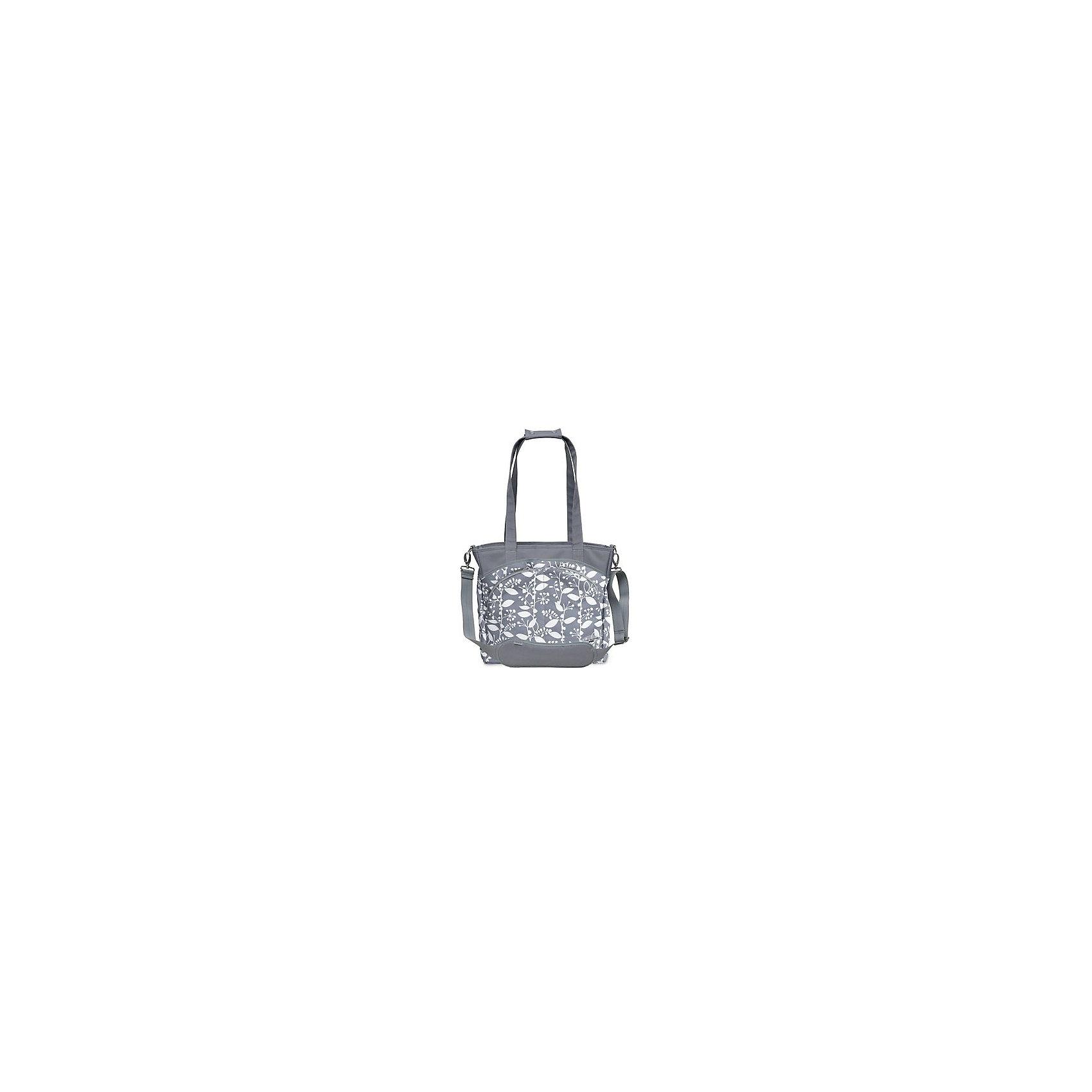 JJ COLE Сумка Mode,JJ Cole, серый с цветочным орнаментом