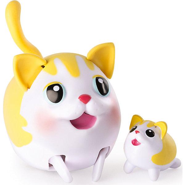 Коллекционная фигурка Кот, Chubby PuppiesФигурки из мультфильмов<br>Характеристики товара:<br><br>- цвет: разноцветный;<br>- материал: пластик;<br>- размер упаковки: 15х8х11 см;<br>- вес: 250 г;<br>- комплектация: большая и маленькая фигурки. <br><br>Игрушки от бренда Chubby Puppies - это симпатичные животные, которые умеют забавно двигаться. Эта игрушка очень качественно выполнена, поэтому она станет отличным подарком ребенку. Такое изделие отлично тренирует у ребенка разные навыки: играя с ней, малыш развивает мелкую моторику, цветовосприятие, внимание, воображение и творческое мышление.<br>Данная модель дополнена маленькой копией животного! Из этих фигурок можно собрать целую коллекцию! Изделие произведено из высококачественного материала, безопасного для детей.<br><br>Коллекционную фигурку Кот от бренда Chubby Puppies можно купить в нашем интернет-магазине.<br><br>Ширина мм: 80<br>Глубина мм: 110<br>Высота мм: 150<br>Вес г: 250<br>Возраст от месяцев: 36<br>Возраст до месяцев: 2147483647<br>Пол: Унисекс<br>Возраст: Детский<br>SKU: 5094040
