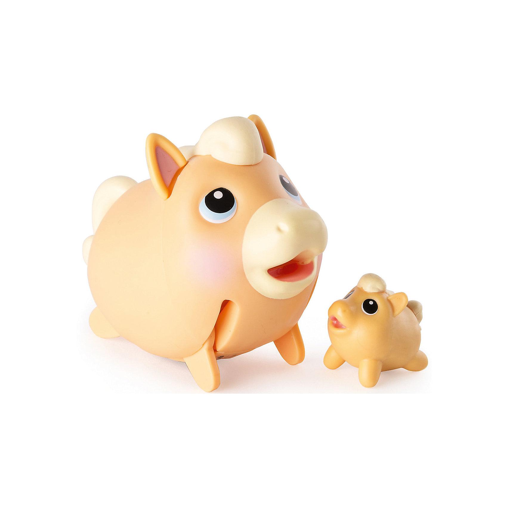 Коллекционная фигурка Лошадка, Chubby PuppiesЛюбимые герои<br>Характеристики товара:<br><br>- цвет: разноцветный;<br>- материал: пластик;<br>- размер упаковки: 15х8х11 см;<br>- вес: 250 г;<br>- комплектация: большая и маленькая фигурки. <br><br>Игрушки от бренда Chubby Puppies - это симпатичные животные, которые умеют забавно двигаться. Эта игрушка очень качественно выполнена, поэтому она станет отличным подарком ребенку. Такое изделие отлично тренирует у ребенка разные навыки: играя с ней, малыш развивает мелкую моторику, цветовосприятие, внимание, воображение и творческое мышление.<br>Данная модель дополнена маленькой копией животного! Из этих фигурок можно собрать целую коллекцию! Изделие произведено из высококачественного материала, безопасного для детей.<br><br>Коллекционную фигурку Лошадка от бренда Chubby Puppies можно купить в нашем интернет-магазине.<br><br>Ширина мм: 80<br>Глубина мм: 110<br>Высота мм: 150<br>Вес г: 250<br>Возраст от месяцев: 36<br>Возраст до месяцев: 2147483647<br>Пол: Унисекс<br>Возраст: Детский<br>SKU: 5094041