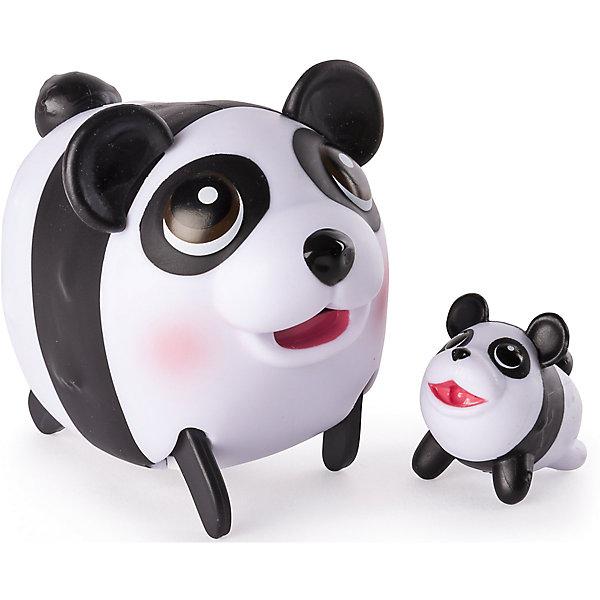 Коллекционная фигурка Панда, Chubby PuppiesМир животных<br>Характеристики товара:<br><br>- цвет: разноцветный;<br>- материал: пластик;<br>- размер упаковки: 15х8х11 см;<br>- вес: 250 г;<br>- комплектация: большая и маленькая фигурки. <br><br>Игрушки от бренда Chubby Puppies - это симпатичные животные, которые умеют забавно двигаться. Эта игрушка очень качественно выполнена, поэтому она станет отличным подарком ребенку. Такое изделие отлично тренирует у ребенка разные навыки: играя с ней, малыш развивает мелкую моторику, цветовосприятие, внимание, воображение и творческое мышление.<br>Данная модель дополнена маленькой копией животного! Из этих фигурок можно собрать целую коллекцию! Изделие произведено из высококачественного материала, безопасного для детей.<br><br>Коллекционную фигурку Панда от бренда Chubby Puppies можно купить в нашем интернет-магазине.<br>Ширина мм: 80; Глубина мм: 110; Высота мм: 150; Вес г: 250; Возраст от месяцев: 36; Возраст до месяцев: 2147483647; Пол: Унисекс; Возраст: Детский; SKU: 5094042;