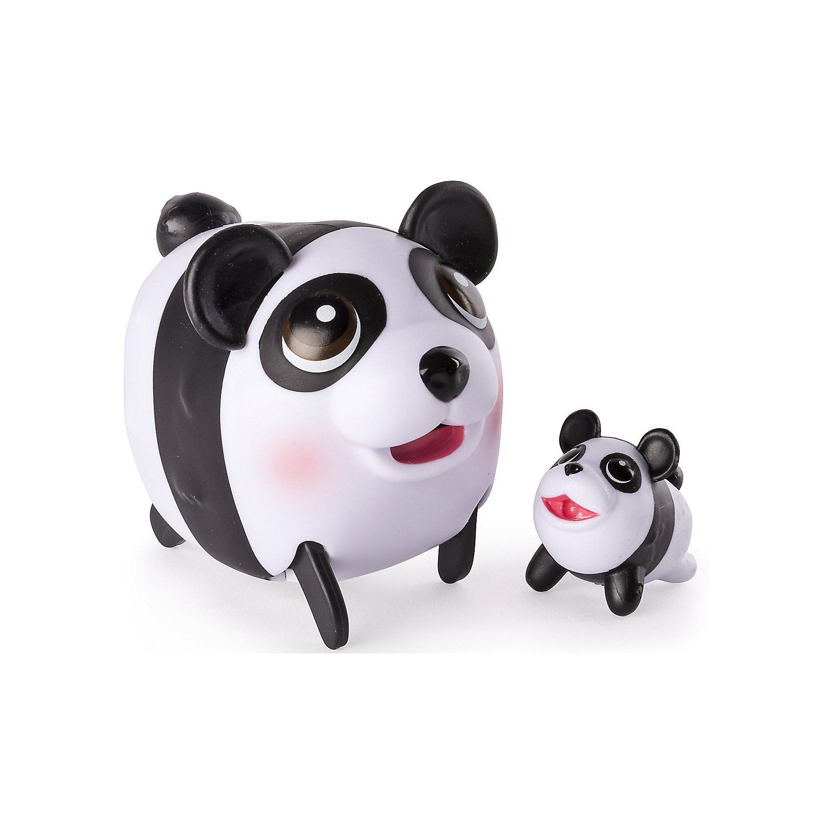 Коллекционная фигурка Панда, Chubby PuppiesМир животных<br>Характеристики товара:<br><br>- цвет: разноцветный;<br>- материал: пластик;<br>- размер упаковки: 15х8х11 см;<br>- вес: 250 г;<br>- комплектация: большая и маленькая фигурки. <br><br>Игрушки от бренда Chubby Puppies - это симпатичные животные, которые умеют забавно двигаться. Эта игрушка очень качественно выполнена, поэтому она станет отличным подарком ребенку. Такое изделие отлично тренирует у ребенка разные навыки: играя с ней, малыш развивает мелкую моторику, цветовосприятие, внимание, воображение и творческое мышление.<br>Данная модель дополнена маленькой копией животного! Из этих фигурок можно собрать целую коллекцию! Изделие произведено из высококачественного материала, безопасного для детей.<br><br>Коллекционную фигурку Панда от бренда Chubby Puppies можно купить в нашем интернет-магазине.<br><br>Ширина мм: 80<br>Глубина мм: 110<br>Высота мм: 150<br>Вес г: 250<br>Возраст от месяцев: 36<br>Возраст до месяцев: 2147483647<br>Пол: Унисекс<br>Возраст: Детский<br>SKU: 5094042