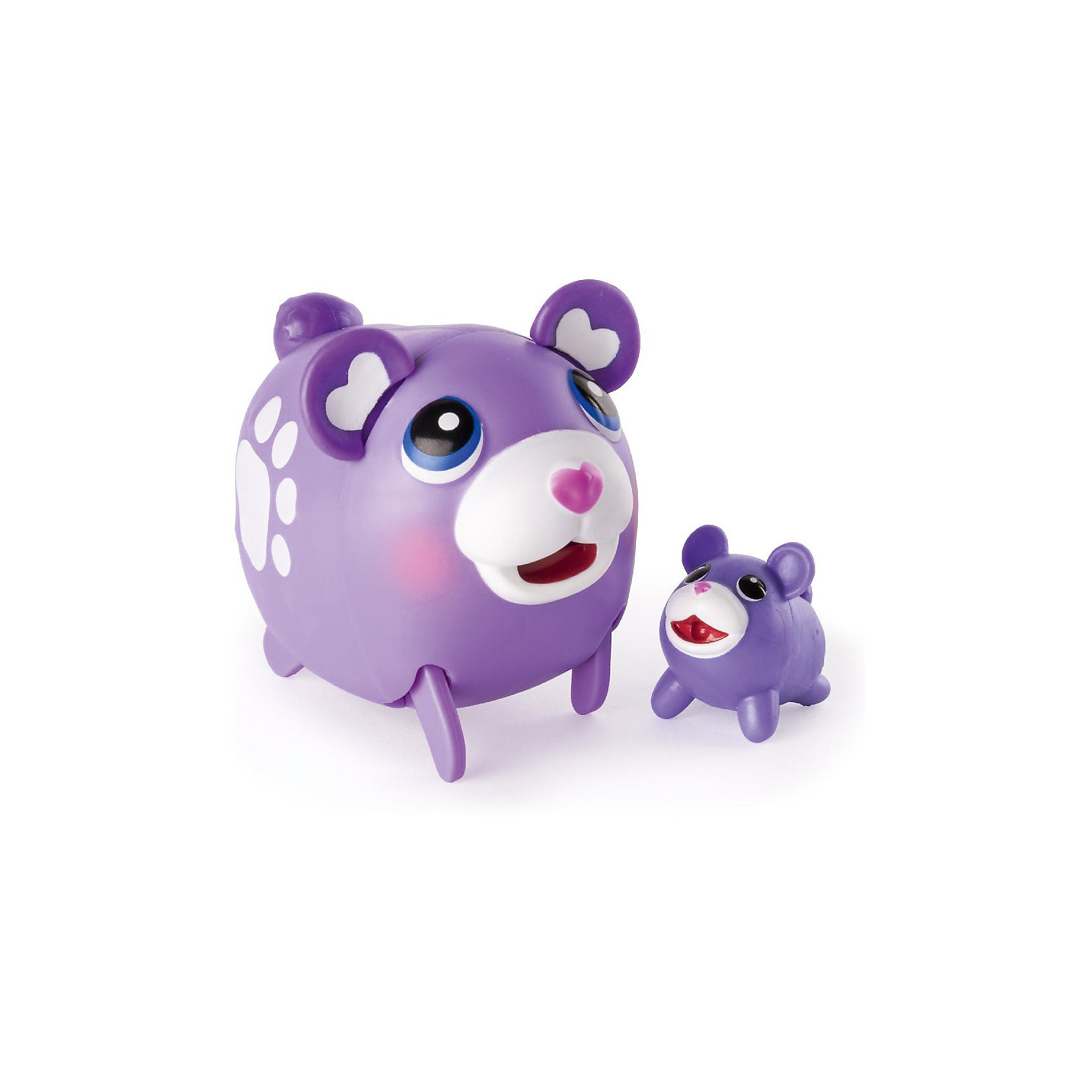 Коллекционная фигурка Мишка, Chubby PuppiesЛюбимые герои<br>Характеристики товара:<br><br>- цвет: разноцветный;<br>- материал: пластик;<br>- размер упаковки: 15х8х11 см;<br>- вес: 250 г;<br>- комплектация: большая и маленькая фигурки. <br><br>Игрушки от бренда Chubby Puppies - это симпатичные животные, которые умеют забавно двигаться. Эта игрушка очень качественно выполнена, поэтому она станет отличным подарком ребенку. Такое изделие отлично тренирует у ребенка разные навыки: играя с ней, малыш развивает мелкую моторику, цветовосприятие, внимание, воображение и творческое мышление.<br>Данная модель дополнена маленькой копией животного! Из этих фигурок можно собрать целую коллекцию! Изделие произведено из высококачественного материала, безопасного для детей.<br><br>Коллекционную фигурку Мишка от бренда Chubby Puppies можно купить в нашем интернет-магазине.<br><br>Ширина мм: 80<br>Глубина мм: 110<br>Высота мм: 150<br>Вес г: 250<br>Возраст от месяцев: 36<br>Возраст до месяцев: 2147483647<br>Пол: Унисекс<br>Возраст: Детский<br>SKU: 5094043