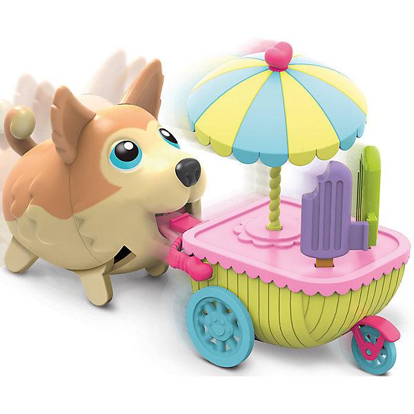 Транспорт Хаски, Chubby PuppiesИгровые фигурки животных<br>Характеристики товара:<br><br>- цвет: разноцветный;<br>- материал: пластик;<br>- размер упаковки: 15х25х11 см;<br>- вес: 350 г;<br>- комплектация: фигурка, транспортное средство. <br><br>Игрушки от бренда Chubby Puppies - это симпатичные животные, которые умеют забавно двигаться. Эта игрушка очень качественно выполнена, поэтому она станет отличным подарком ребенку. Такое изделие отлично тренирует у ребенка разные навыки: играя с ней, малыш развивает мелкую моторику, цветовосприятие, внимание, воображение и творческое мышление.<br>Данная модель дополнена забавным транспортным средством, которое собачка может катать! Из этих фигурок можно собрать целую коллекцию! Изделие произведено из высококачественного материала, безопасного для детей.<br><br>Транспорт Хаски от бренда Chubby Puppies можно купить в нашем интернет-магазине.<br>Ширина мм: 110; Глубина мм: 150; Высота мм: 250; Вес г: 350; Возраст от месяцев: 36; Возраст до месяцев: 2147483647; Пол: Женский; Возраст: Детский; SKU: 5094045;
