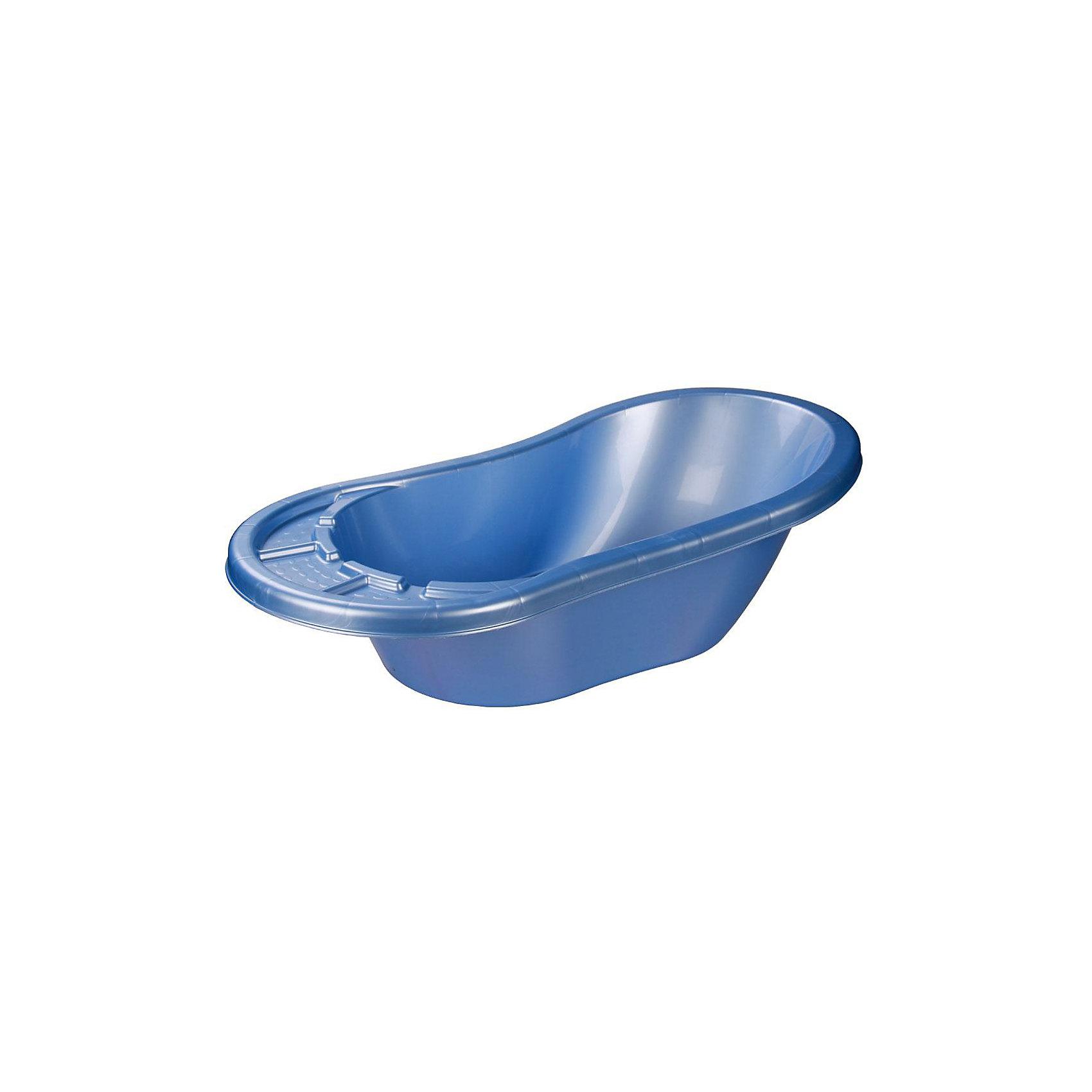 Ванночка Карапуз, Alternativa, голубойВанны, горки, сиденья<br>С самого рождения чистота и гигиена очень важны для здоровья ребёнка. Ванночка Карапуз, Alternativa, голубой отлично подойдет для ежедневных купаний. Ванночка изготовлена из прочного и безопасного для малыша пластика. Так же ванночка имеет удобную подставку для мыла или любых других предметов. <br><br>Дополнительная информация:<br>-Размер(ДхВхШ):88х46х34 см<br>-Цвет: голубой<br>-Марка: Alternativa<br><br>Ванночку Карапуз, Alternativa, голубой вы можете приобрести в нашем интернет-магазине.<br><br>Ширина мм: 880<br>Глубина мм: 450<br>Высота мм: 250<br>Вес г: 1035<br>Возраст от месяцев: -2147483648<br>Возраст до месяцев: 2147483647<br>Пол: Мужской<br>Возраст: Детский<br>SKU: 5096501