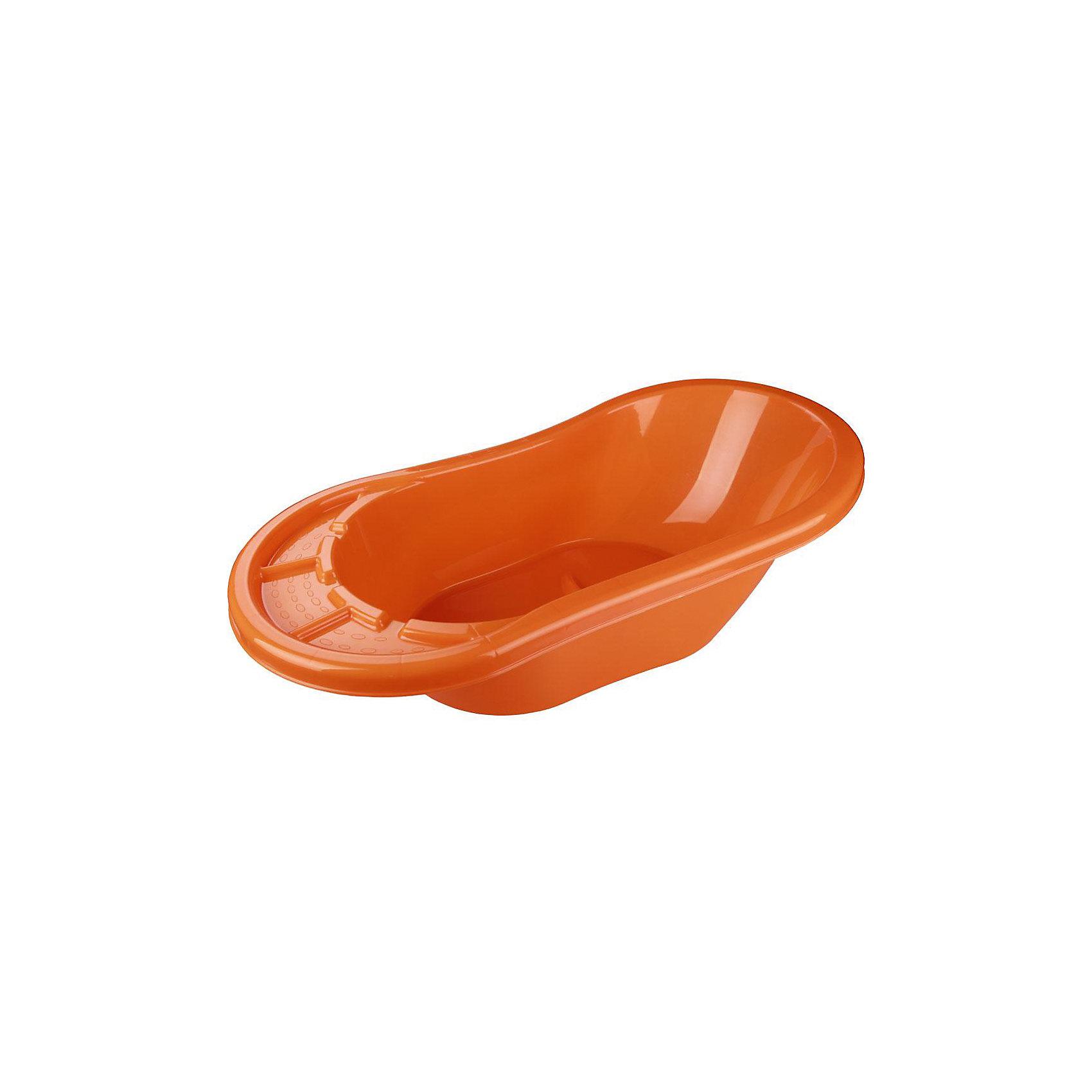 Ванночка Карапуз , Alternativa, оранжевыйВанны, горки, сиденья<br>С самого рождения чистота и гигиена очень важны для здоровья ребёнка. Ванночка Карапуз, Alternativa, оранжевый отлично подойдет для ежедневных купаний. Ванночка изготовлена из прочного и безопасного для малыша пластика. Так же ванночка имеет удобную подставку для мыла или любых других предметов. <br><br>Дополнительная информация:<br>-Размер(ДхВхШ):88х46х34 см<br>-Цвет: оранжевый<br>-Марка: Alternativa<br><br>Ванночку Карапуз, Alternativa, оранжевый вы можете приобрести в нашем интернет-магазине.<br><br>Ширина мм: 880<br>Глубина мм: 450<br>Высота мм: 250<br>Вес г: 1035<br>Возраст от месяцев: 0<br>Возраст до месяцев: 6<br>Пол: Унисекс<br>Возраст: Детский<br>SKU: 5096502