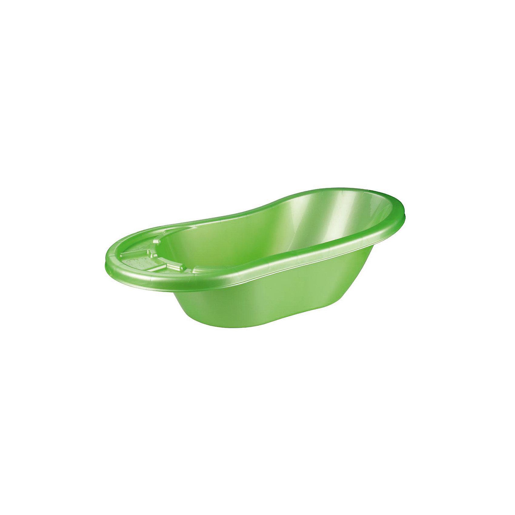 Alternativa Ванночка Карапуз, Alternativa, салатовый alternativa горка для купания alternativa розовый