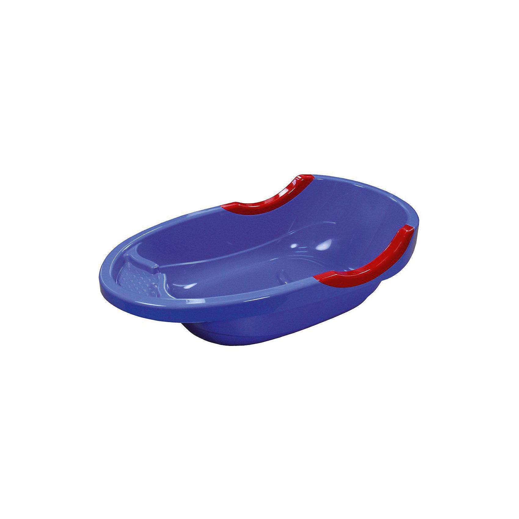 Ванночка Малышок большая, Alternativa, синийС самого рождения чистота и гигиена очень важны для здоровья ребёнка. Ванночка Малышок большая, Alternativa, синий отлично подойдет для ежедневных купаний. Ванночка изготовлена из прочного и безопасного для малыша пластика. Ванночка имеет боковые углубления для ручек ребёнка. Дно имеет выпуклую форму в виде сидения, а спереди ванночка имеет удобную подставку для мыла или любых других предметов. <br><br>Дополнительная информация:<br>-Размер(ДхВхШ):90,4 х47,5х25,5 см<br>-Цвет: синий<br>-Марка: Alternativa<br><br>Ванночку Малышок большая, Alternativa, синий вы можете приобрести в нашем интернет-магазине.<br><br>Ширина мм: 860<br>Глубина мм: 210<br>Высота мм: 450<br>Вес г: 1245<br>Возраст от месяцев: -2147483648<br>Возраст до месяцев: 2147483647<br>Пол: Мужской<br>Возраст: Детский<br>SKU: 5096506