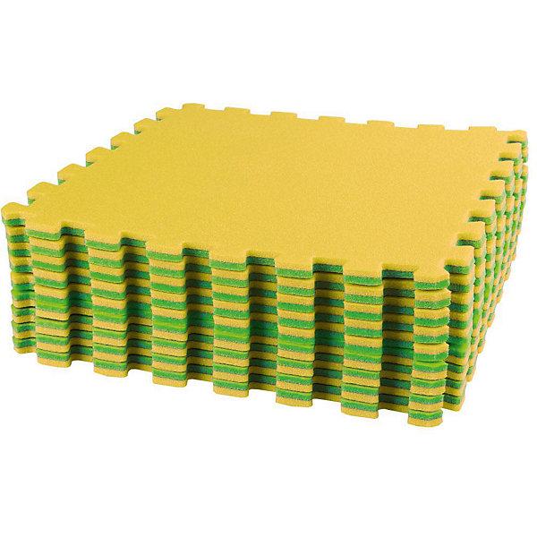 Коврик спортивный (1270х1270), Alternativa, салатовый-желтыйДетские ковры<br>Коврик спортивный (1270х1270), Alternativa, салатовый-желтый сделает занятия спортом для вашего ребёнка более безопасными. Коврик не позволит скользить во время упражнений и убережет от случайных ударов об пол. Он изготовлен из пенополиэтилена, который не вызовет аллергическую реакцию. Благодаря ярким цветам коврика, занятия спортом будут проходить в хорошем, позитивном настроении. <br><br>Дополнительная информация:<br> -Размер: 1270х1270<br> -Цвет: салатовый-жёлтый<br> -Материал: пенополиэтилен <br> -Вес: 860 г<br> -Марка: Alternativa<br><br>Коврик спортивный (1270х1270), Alternativa, салатовый-желтый вы можете приобрести в нашем интернет-магазине.<br>Ширина мм: 1270; Глубина мм: 1270; Высота мм: 15; Вес г: 747; Возраст от месяцев: 6; Возраст до месяцев: 36; Пол: Унисекс; Возраст: Детский; SKU: 5096516;
