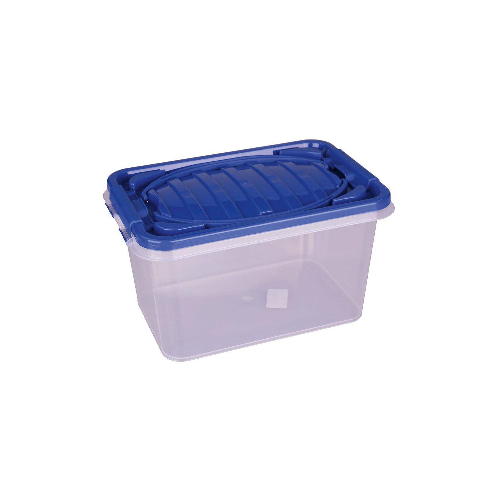 Контейнер Ультра прямоугольный 7л. с ручками, AlternativaПорядок в детской<br>Характеристики:<br><br>• Предназначение: для хранения игрушек, для хозяйственных нужд, для пикника<br>• Материал: пластик<br>• Цвет: прозрачный, синий<br>• Размер (Д*Ш*В): 31*25*17 см<br>• Вместимость (объем): 7 л<br>• Форма: прямоугольный<br>• Наличие крышки с ручками<br>• Особенности ухода: разрешается мыть теплой водой<br><br>Контейнер Ультра прямоугольный 7л. с ручками , Alternativa изготовлен отечественным производителем ООО ЗПИ Альтернатива, который специализируется на выпуске широкого спектра изделий из пластика. <br>Контейнер выполнен из прозхрачного экологически безопасного пластика, устойчивого к механическим повреждениям, в комплекте имеется крышка синего цвета. Изделие может быть предназначено для хозяйственных нужд, хранения предметов и вещей, также его можно использовать как корзину для пикника. Контейнер Ультра прямоугольный 7л. с ручками , Alternativa вместительный, но при этом обладает легким весом.<br><br>Контейнер Ультра прямоугольный 7л. с ручками , Alternativa можно купить в нашем интернет-магазине.<br><br>Ширина мм: 300<br>Глубина мм: 200<br>Высота мм: 170<br>Вес г: 391<br>Возраст от месяцев: 6<br>Возраст до месяцев: 84<br>Пол: Унисекс<br>Возраст: Детский<br>SKU: 5096574
