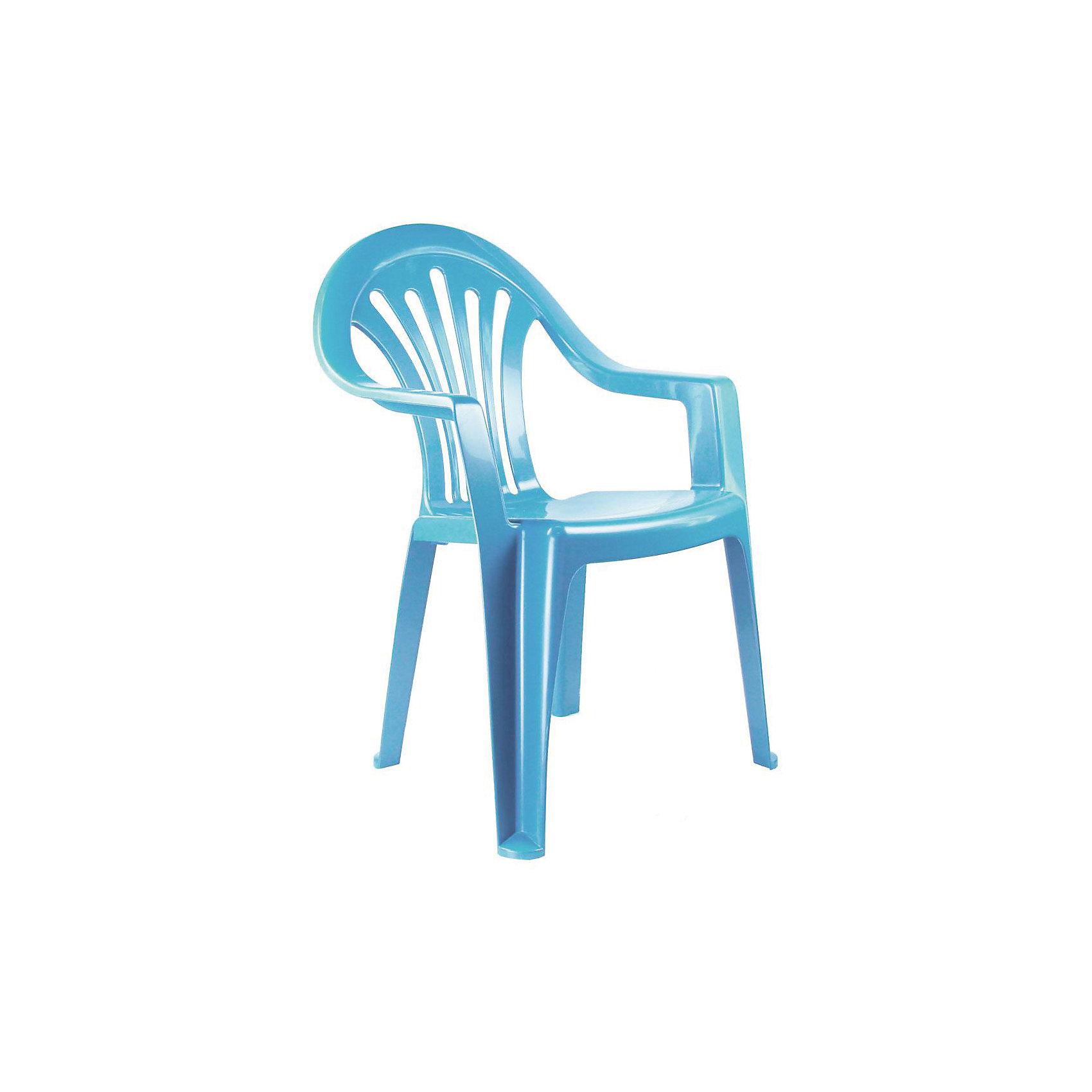Кресло детское, Alternativa, голубойМебель<br>Характеристики:<br><br>• Предназначение: для дома, для дачи<br>• Пол: для мальчика<br>• Материал: пластик<br>• Цвет: голубой<br>• Размер (Д*Ш*В): 37*57*35 см<br>• Вес: 850 г<br>• Особенности ухода: разрешается мыть теплой водой<br><br>Кресло детское, Alternativa, голубой изготовлено отечественным производителем ООО ЗПИ Альтернатива, который специализируется на выпуске широкого спектра изделий из пластика. Стульчик выполнен из безопасного нетоксичного, но прочного пластика. Он имеет устойчивую форму за счет широко расставленных ножек. Для удобства предусмотрена широкая и высокая спинка, а также подлокотники. Стульчик имеет компактную форму и легкий вес, поэтому его удобно использовать не только дома, но и на даче. Стульчик предназначен для детей, которые уже умеют уверенно сидеть, его можно использовать для кормления или занятий за столом. Стульчик имеет яркую окраску и декор на спинке.<br><br>Кресло детское, Alternativa, голубой можно купить в нашем интернет-магазине.<br><br>Ширина мм: 370<br>Глубина мм: 350<br>Высота мм: 570<br>Вес г: 760<br>Возраст от месяцев: -2147483648<br>Возраст до месяцев: 2147483647<br>Пол: Мужской<br>Возраст: Детский<br>SKU: 5096629