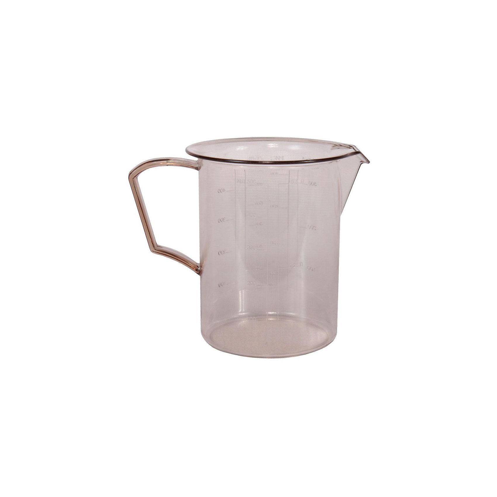 Кружка мерная 0,5л. , AlternativaКружка мерная 0,5л. , Alternativa поможет вам точно и  без затруднений отмерить нужное количество продукта. Кружка имеет удобный носик для слива и мерную шкалу относительно муки, риса, соли и сахара на внешней стороне. Мерная кружка изготовлена из 100-процентного пластика, поэтому в пищу не  попадут вредные вещества. <br><br>Дополнительная информация:<br> -Объем: 0,5 л<br> -Цвет: прозрачный<br> -Материал: 100% пластик <br>  -Марка: Alternativa<br><br>Кружка мерная 0,5л. , Alternativa  вы можете приобрести в нашем интернет-магазине.<br><br>Ширина мм: 103<br>Глубина мм: 93<br>Высота мм: 113<br>Вес г: 56<br>Возраст от месяцев: 6<br>Возраст до месяцев: 588<br>Пол: Унисекс<br>Возраст: Детский<br>SKU: 5096633